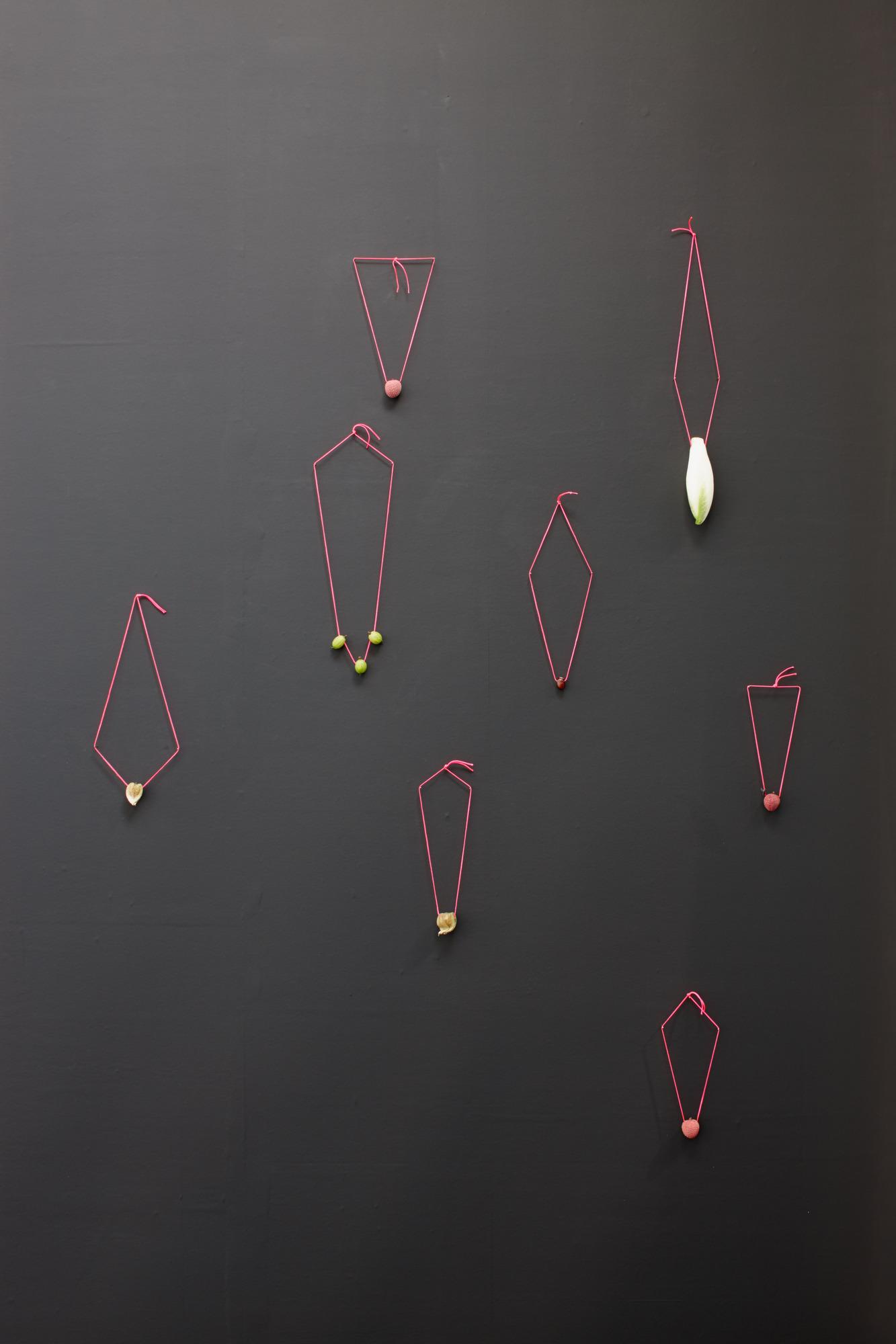 Fiona Hallinan - Pendants, 2015