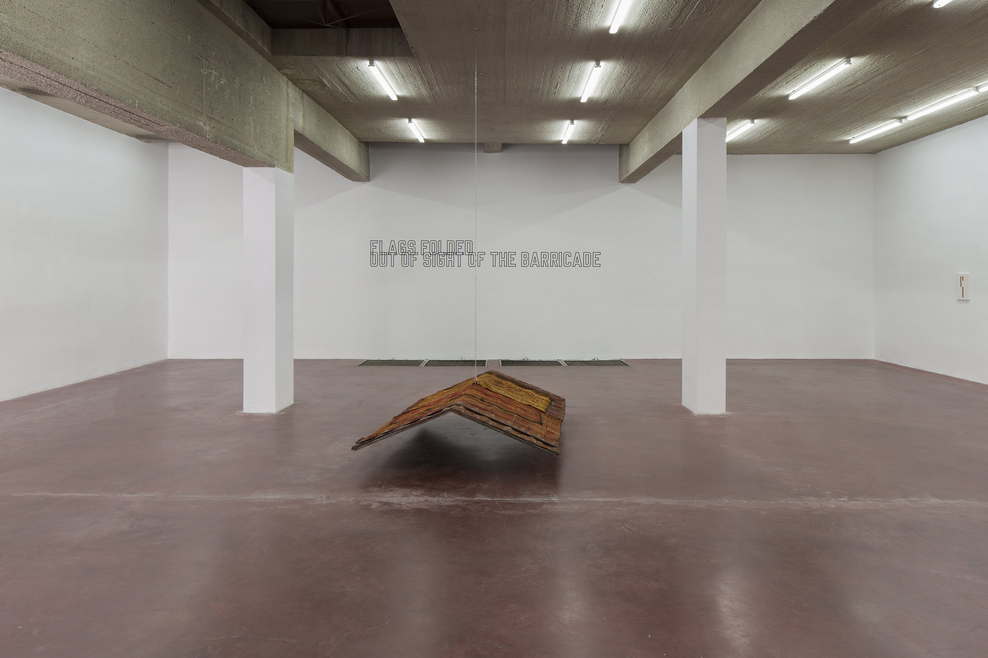 Shibboleth, 2015, Exhibition View, Floor -1 - 3
