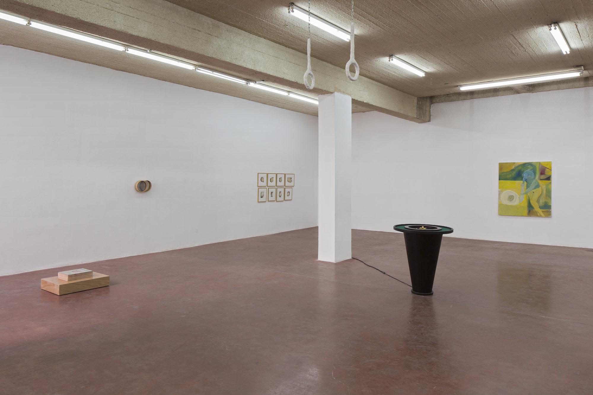 Shibboleth, 2015, Exhibition View, Floor -2 -2