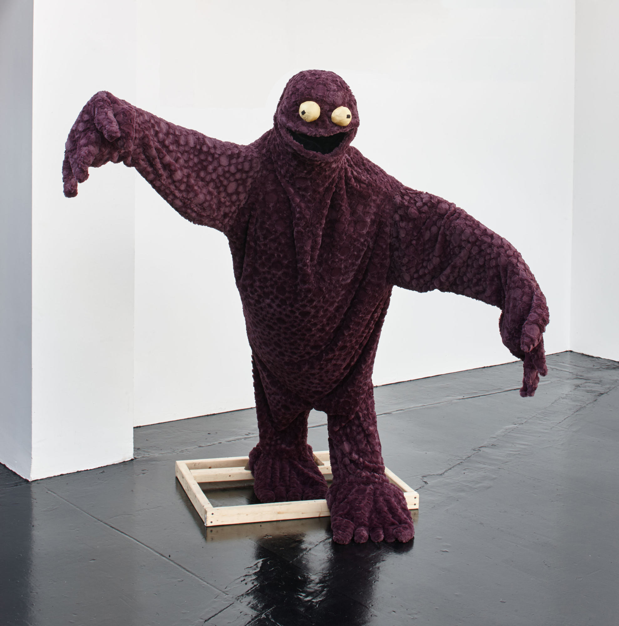 Stefan Tcherepnin - Cuddle Monster, 2014