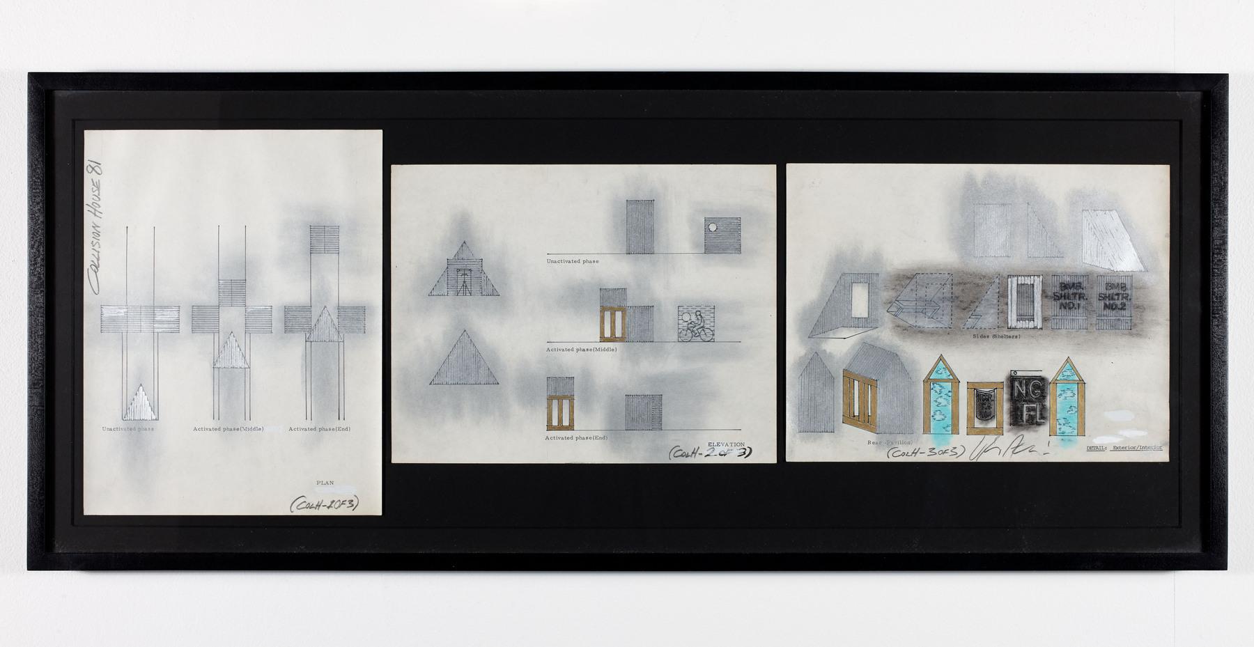 Vito Acconci - Collision House, 1981