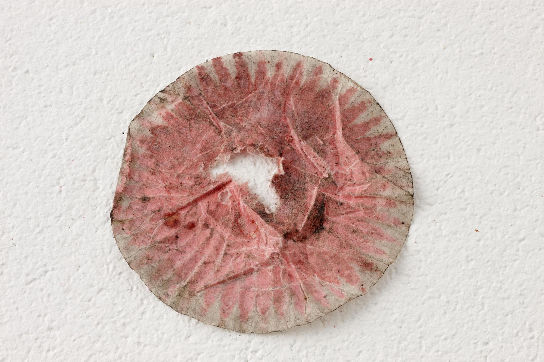 Yuji Agematsu - Table Work(detail), 2011-2014
