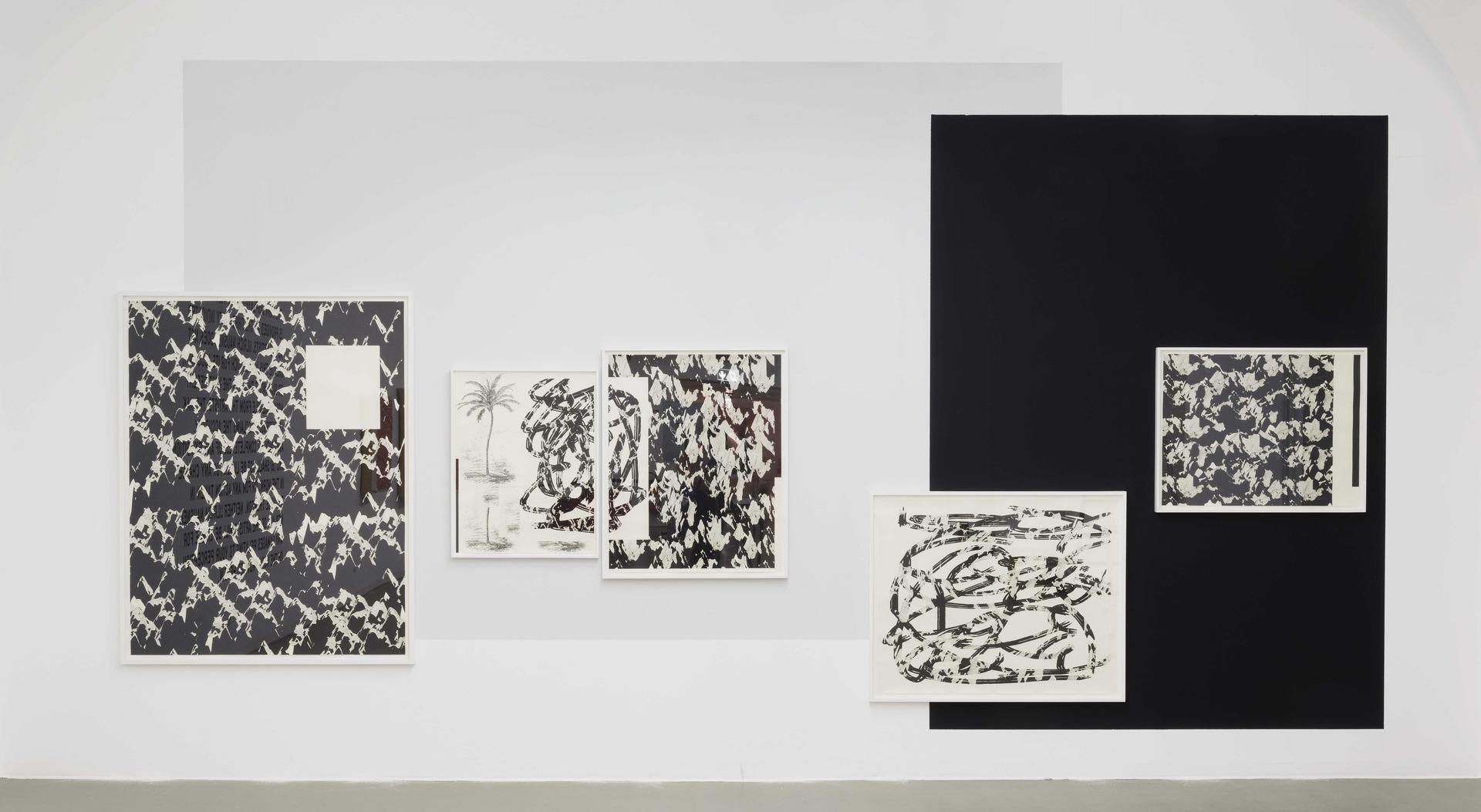 7 Peter Jellitsch, Data Drawings (29+ö+ç+¦33), 2015