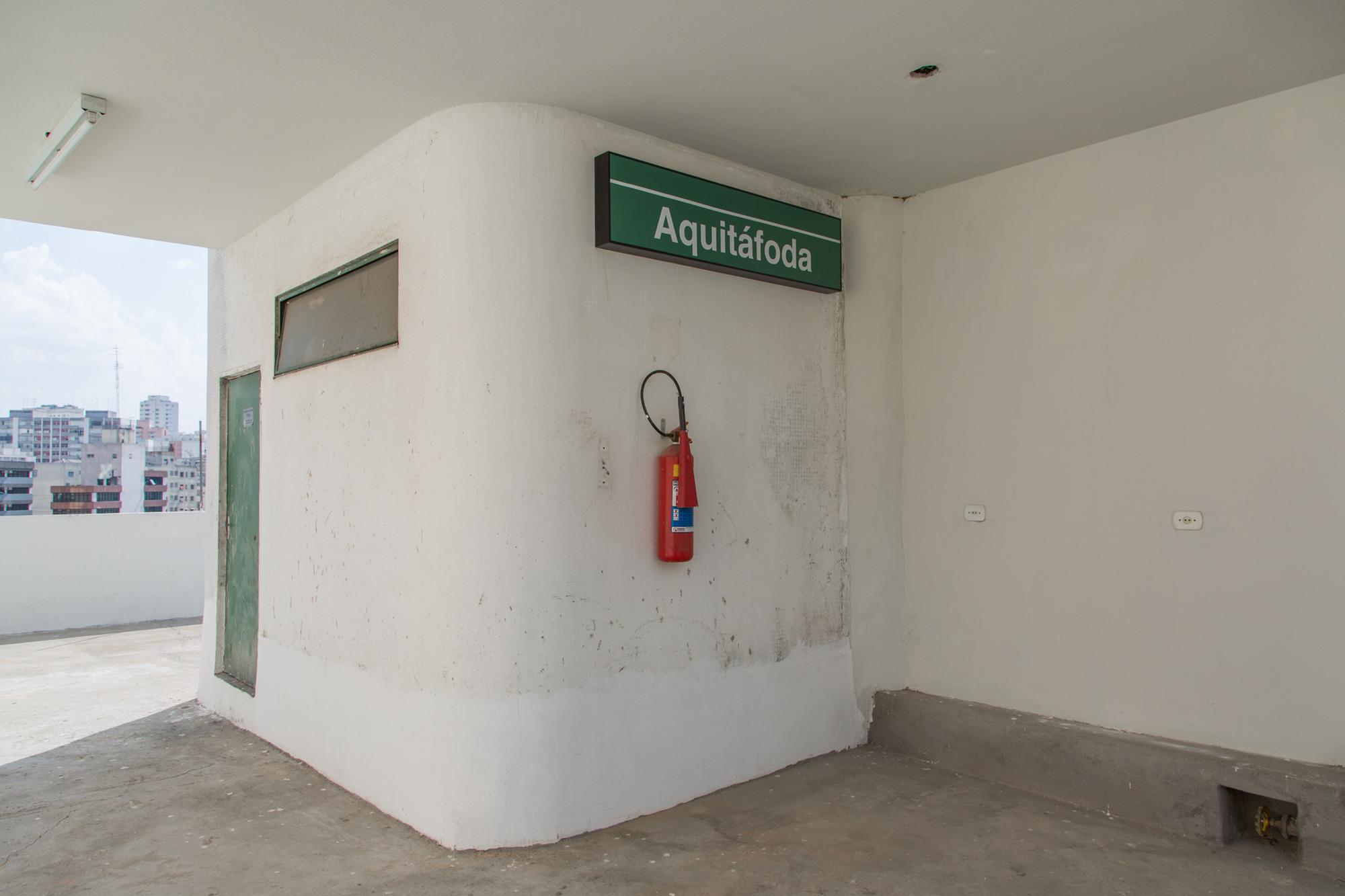 5 Observatório - Acareação - Bruno Baptistelli, Aquitáfoda II