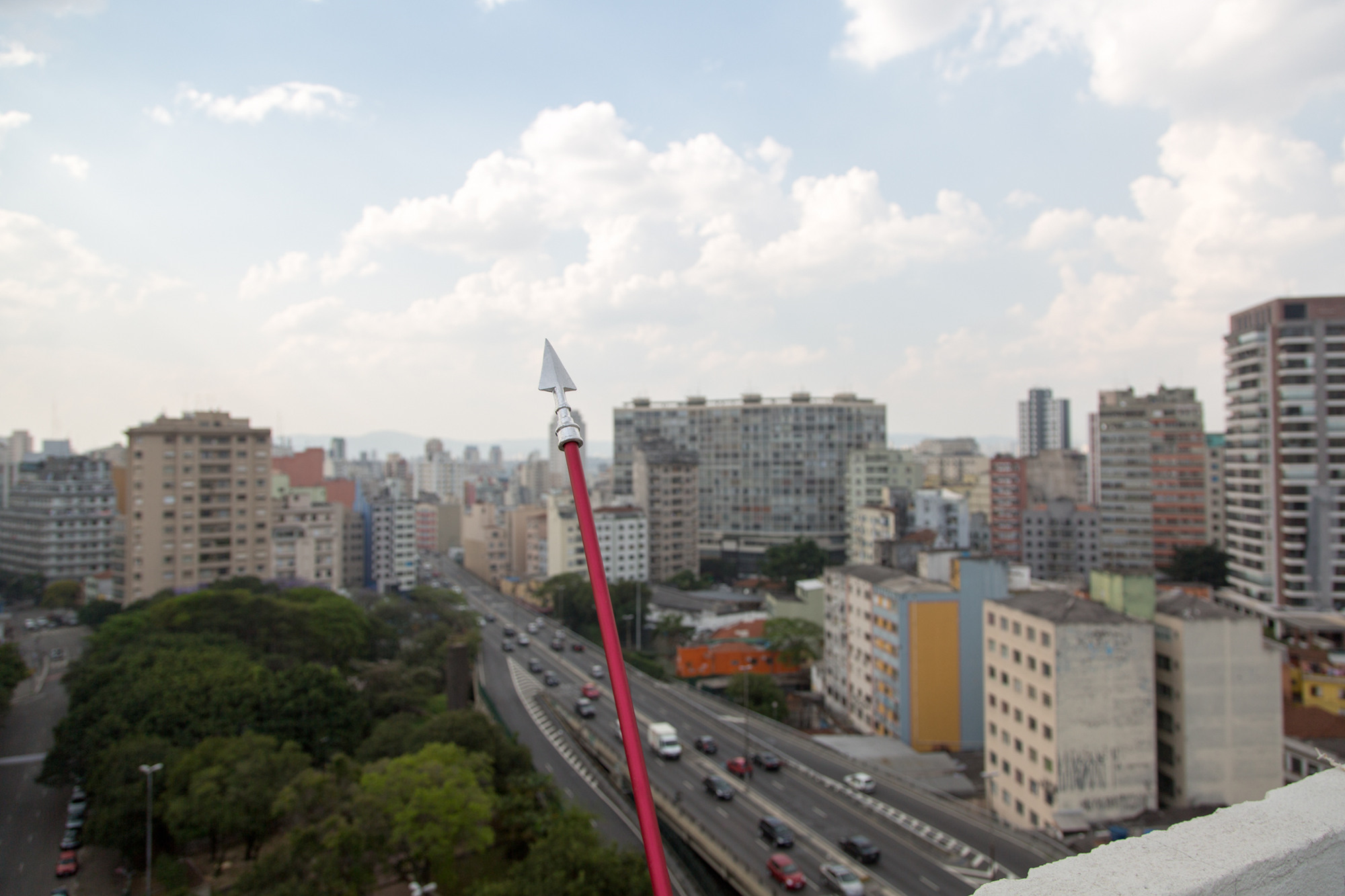 12 Observatório - Acareação - Débora Bolsoni, Lanças
