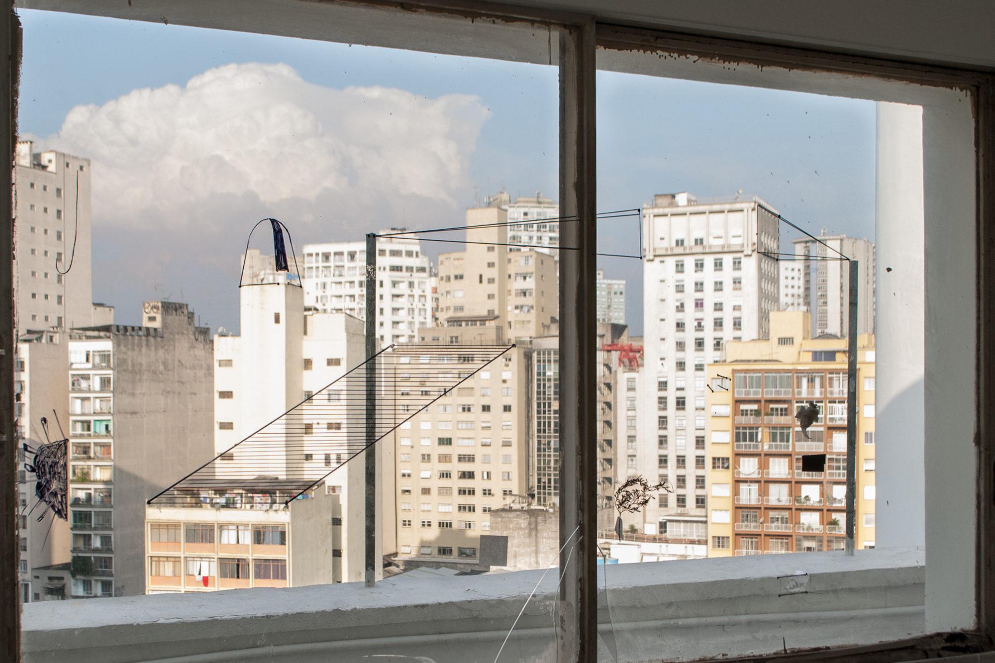 27 Observatório - Acareação - Nicolás Robbio, Possíveis pontos de vista sobre uma paisagem aleatória