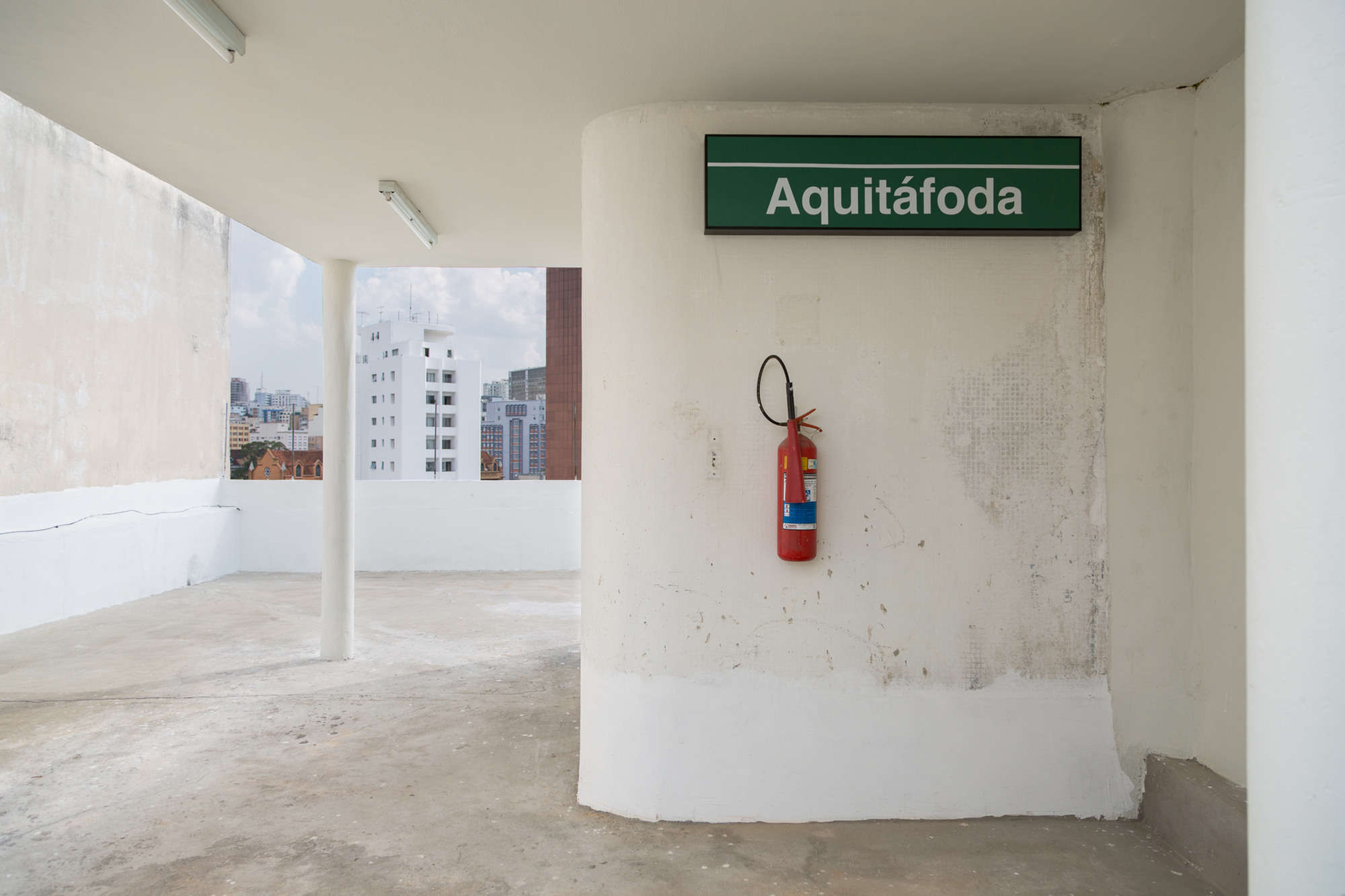 4 Observatório - Acareação - Bruno Baptistelli, Aquitáfoda II