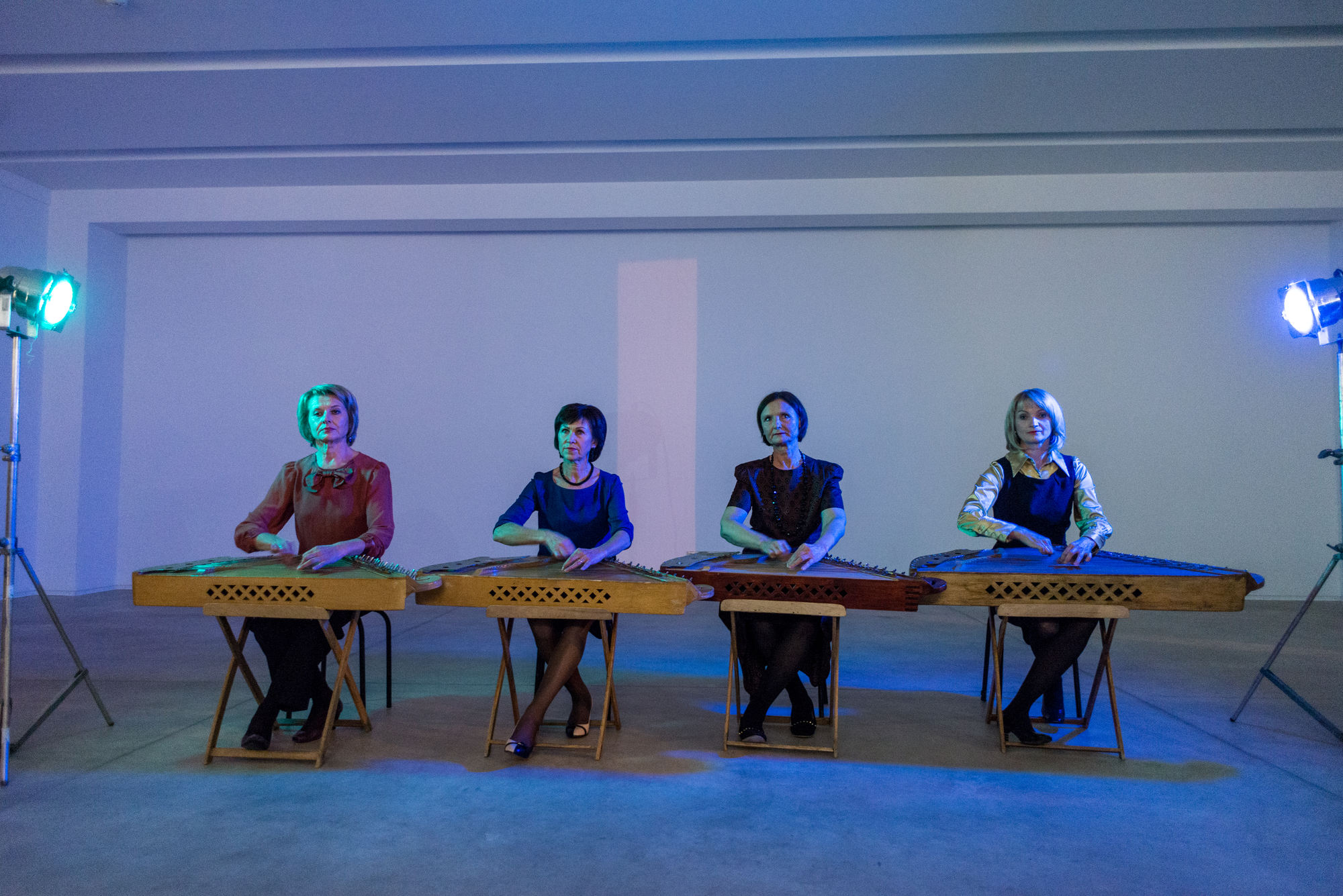 'Ladies', Lina Lapelyte, 2015, performance 3