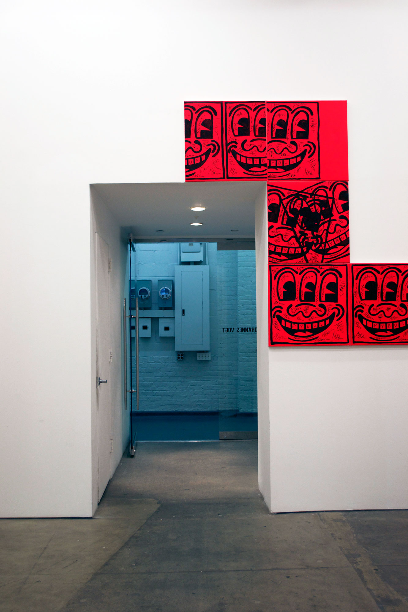 17 Michael Pybus IF IT WORKS, IT'S OBSOLETE @ Johannes Vogt 15 Oct - 14 Nov 2015