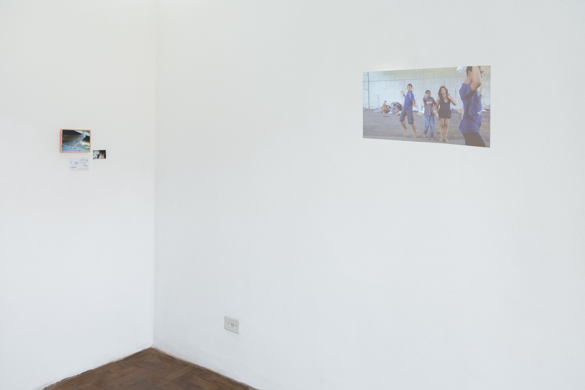 23 Observatório - Acareação - Vista da exposição