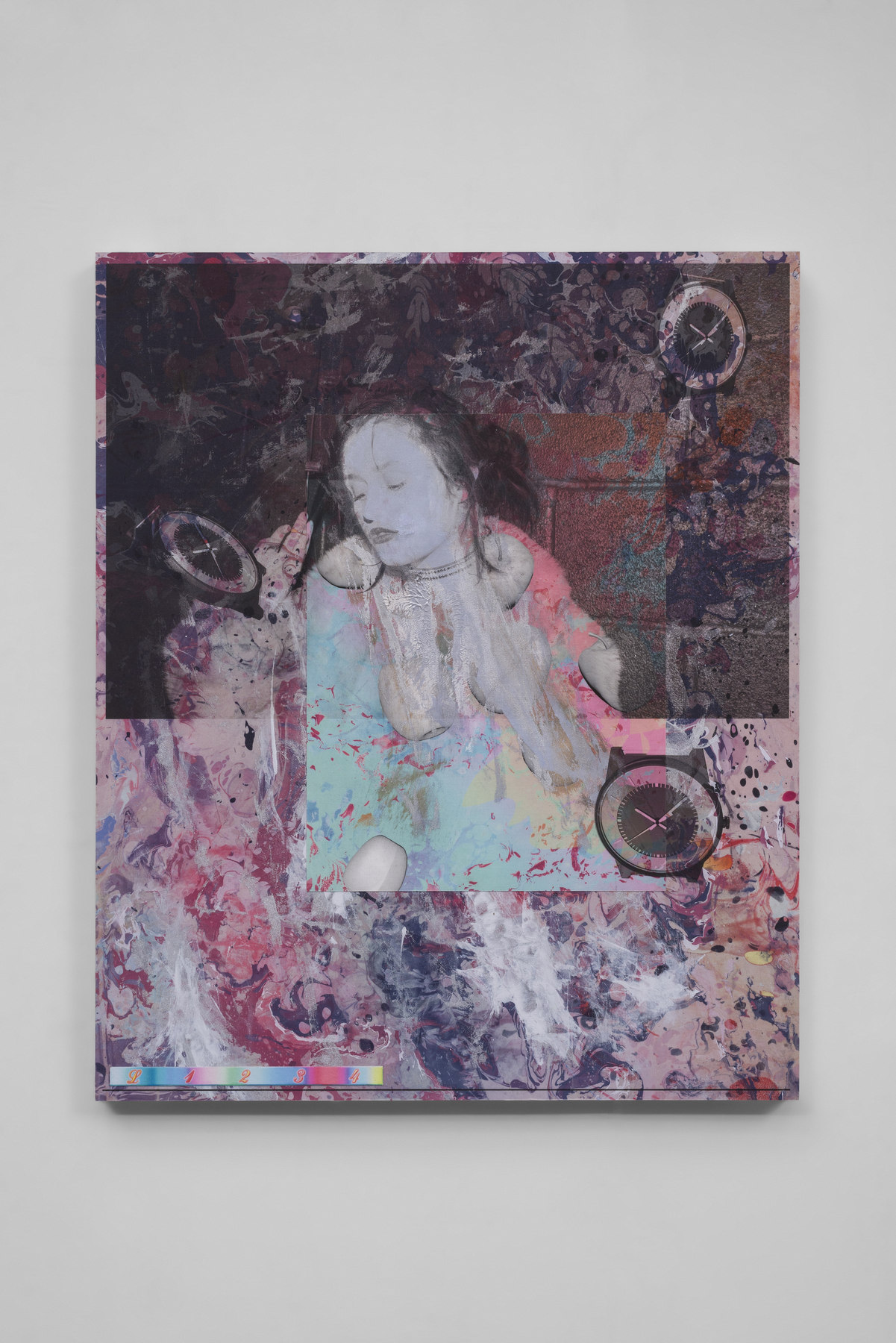 20. Mull_Theoretical Children (Luna Miu), 2015_K3 ink, ultra-violet ink and acrylic on cotton mounted on honeycomb aluminum_26x21 in