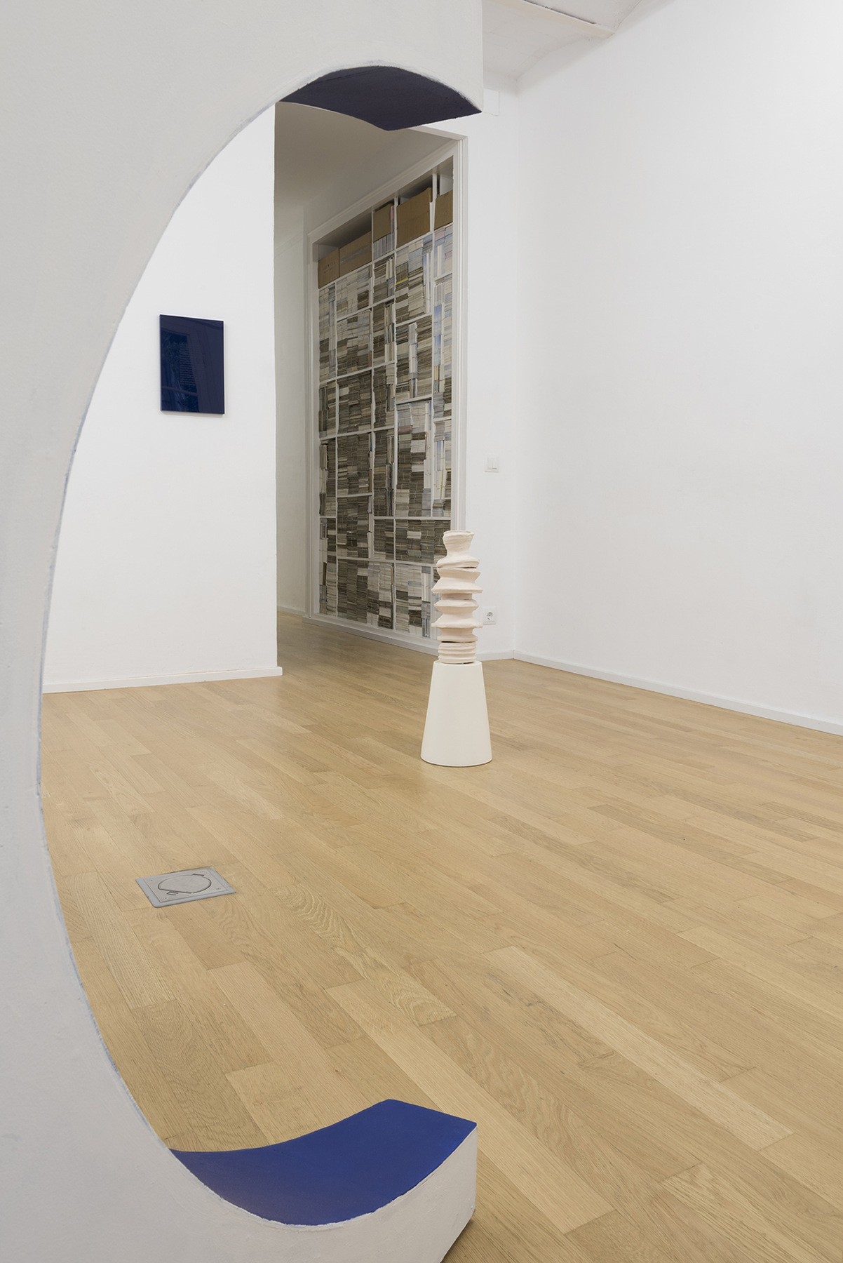 7 - installation view