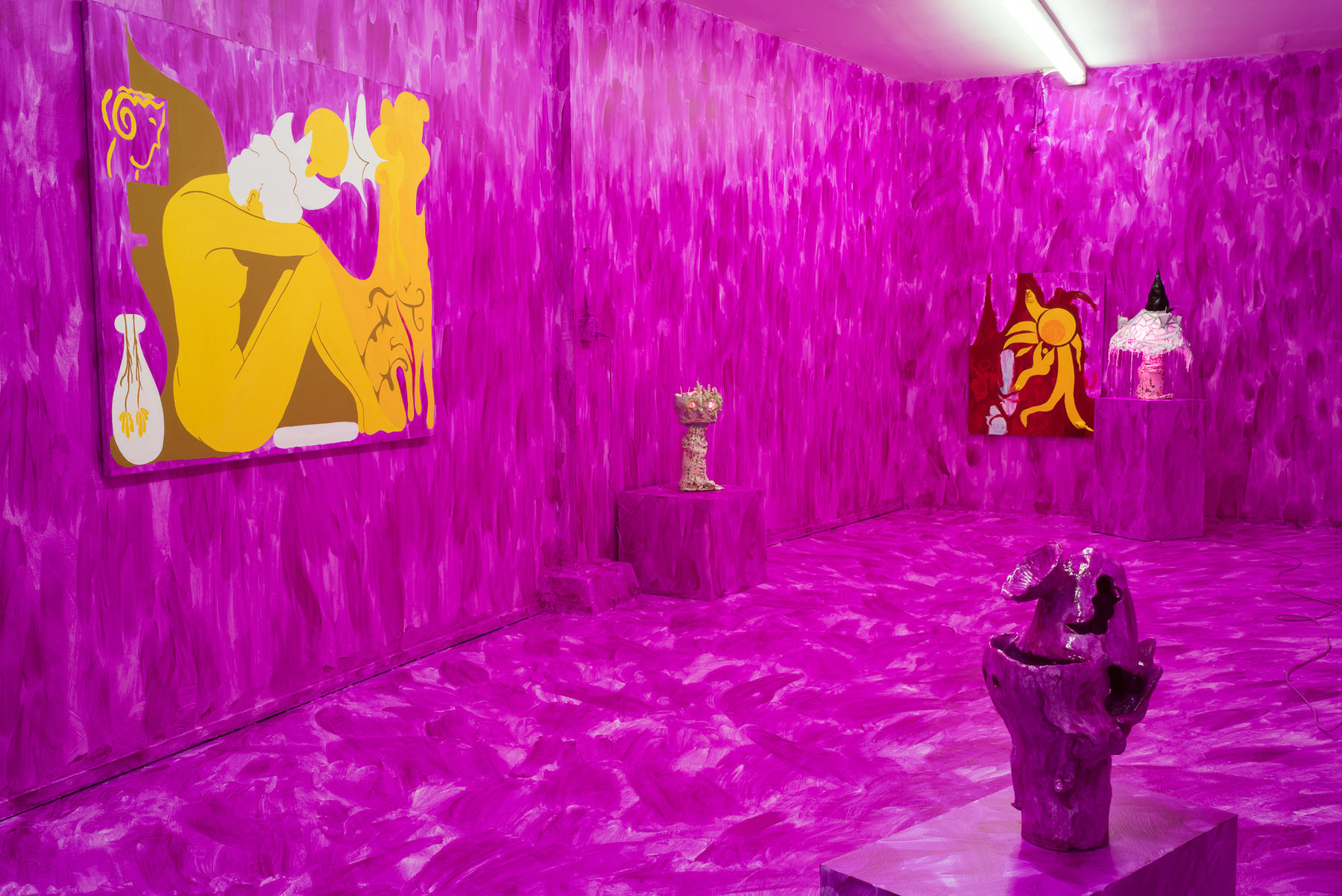Chris Lux_With Nude Spoons_Installation view4