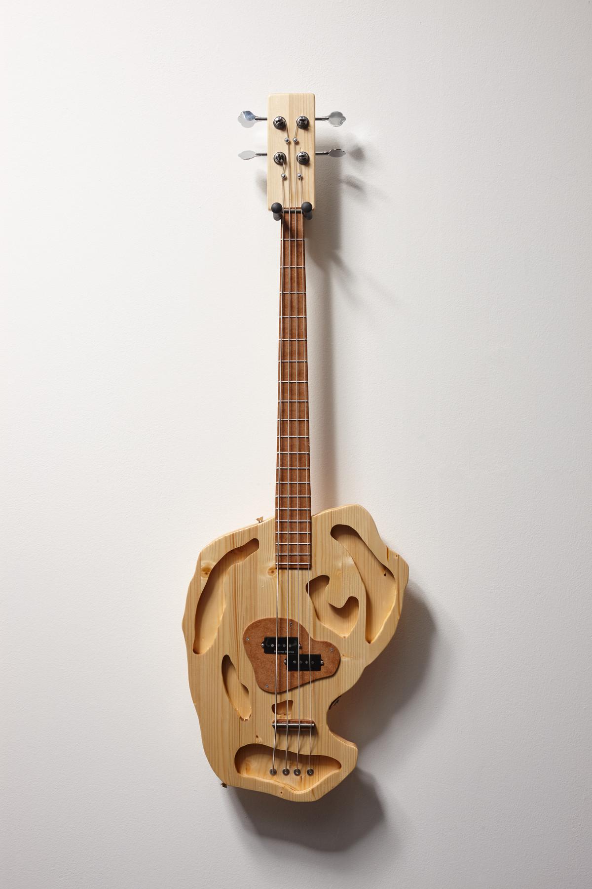 Flavio Merlo - Bass II, 2015