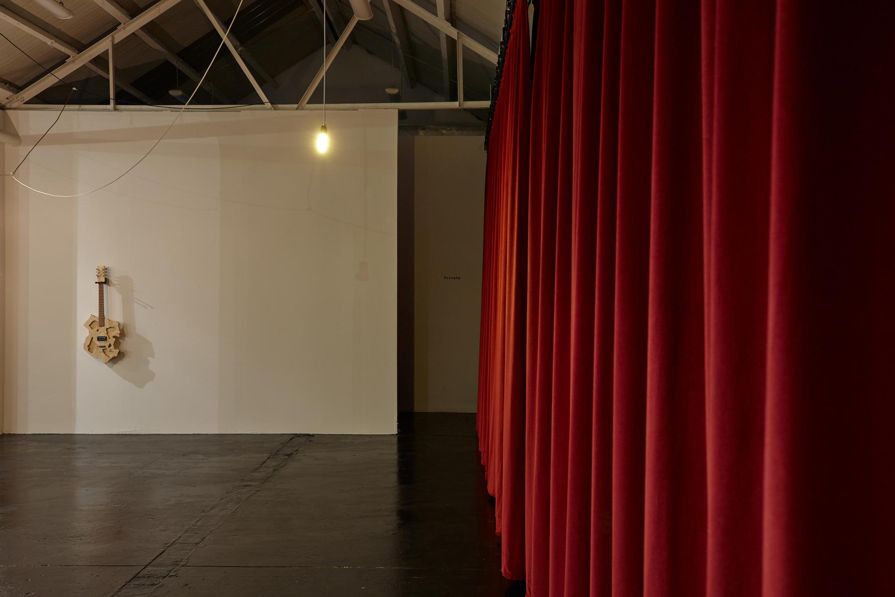 Flavio Merlo - Curtain, 2015