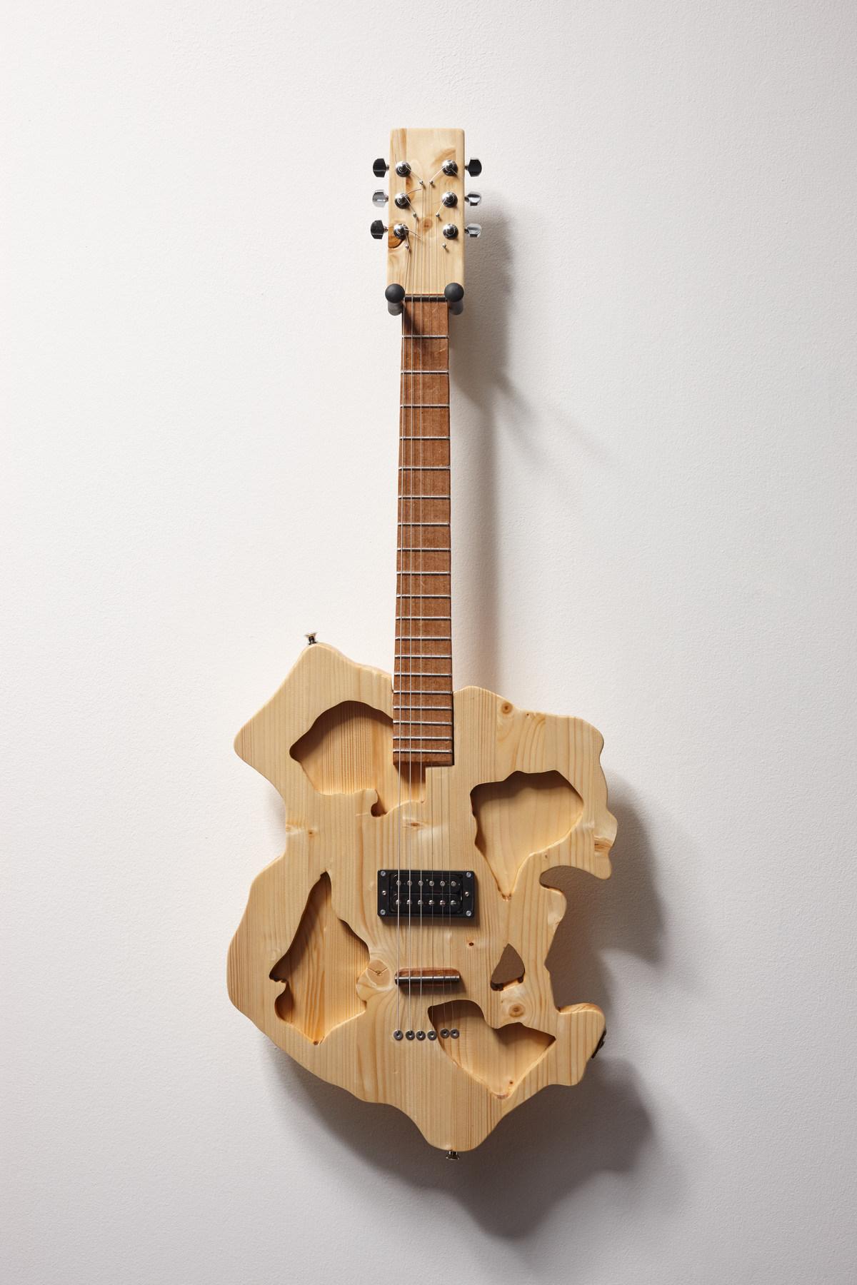 Flavio Merlo - Guitar I, 2015