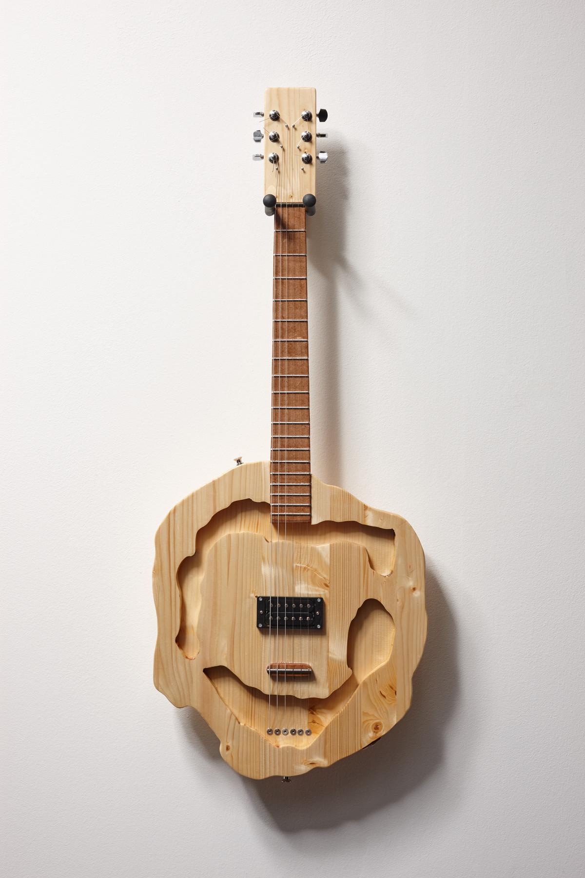 Flavio Merlo - Guitar II, 2015