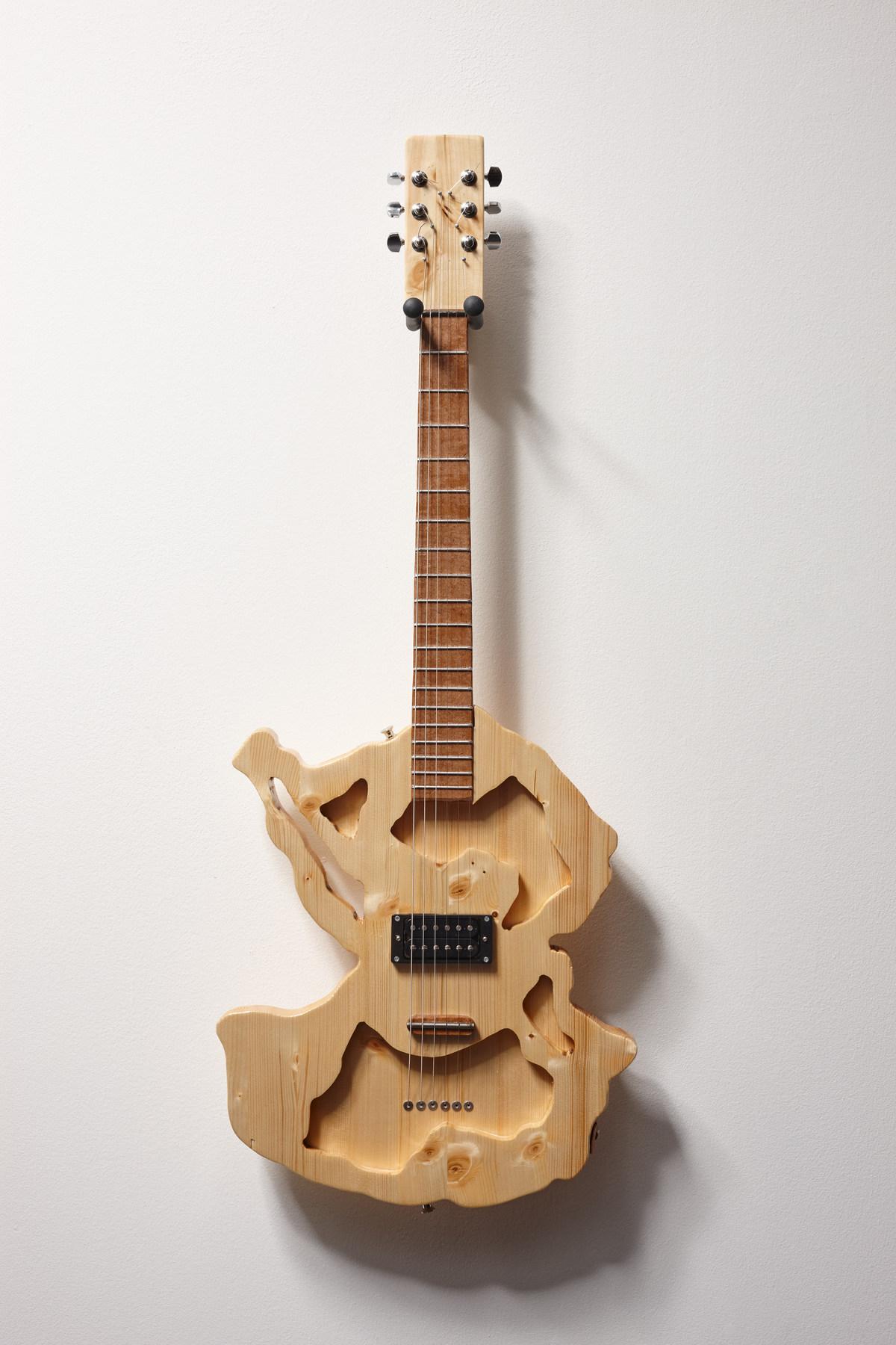 Flavio Merlo - Guitar III, 2015