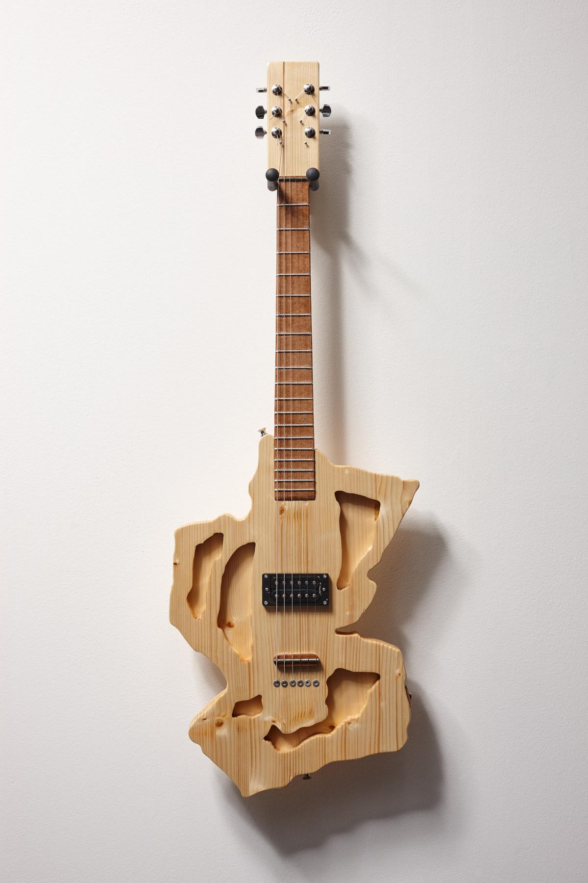 Flavio Merlo - Guitar VI, 2015