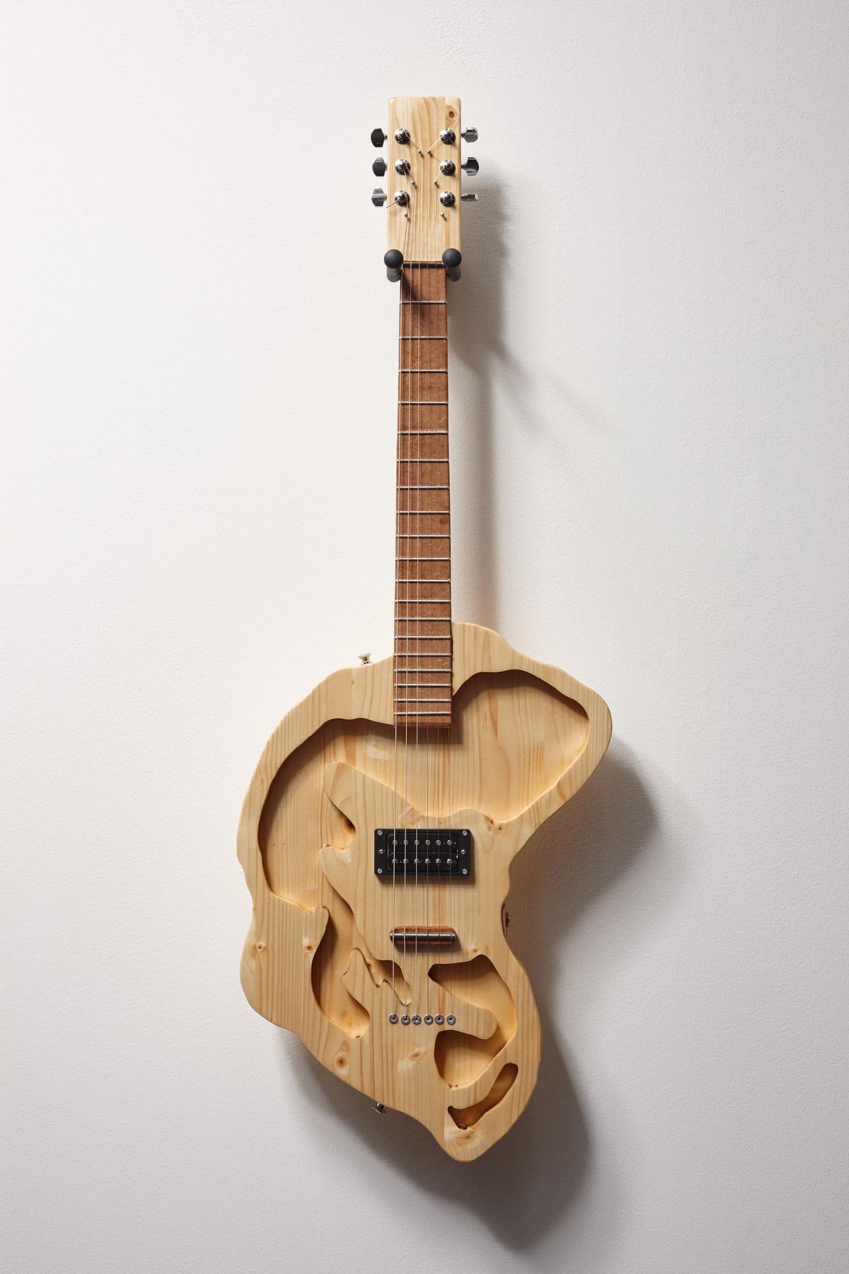 Flavio Merlo - Guitar VII, 2015