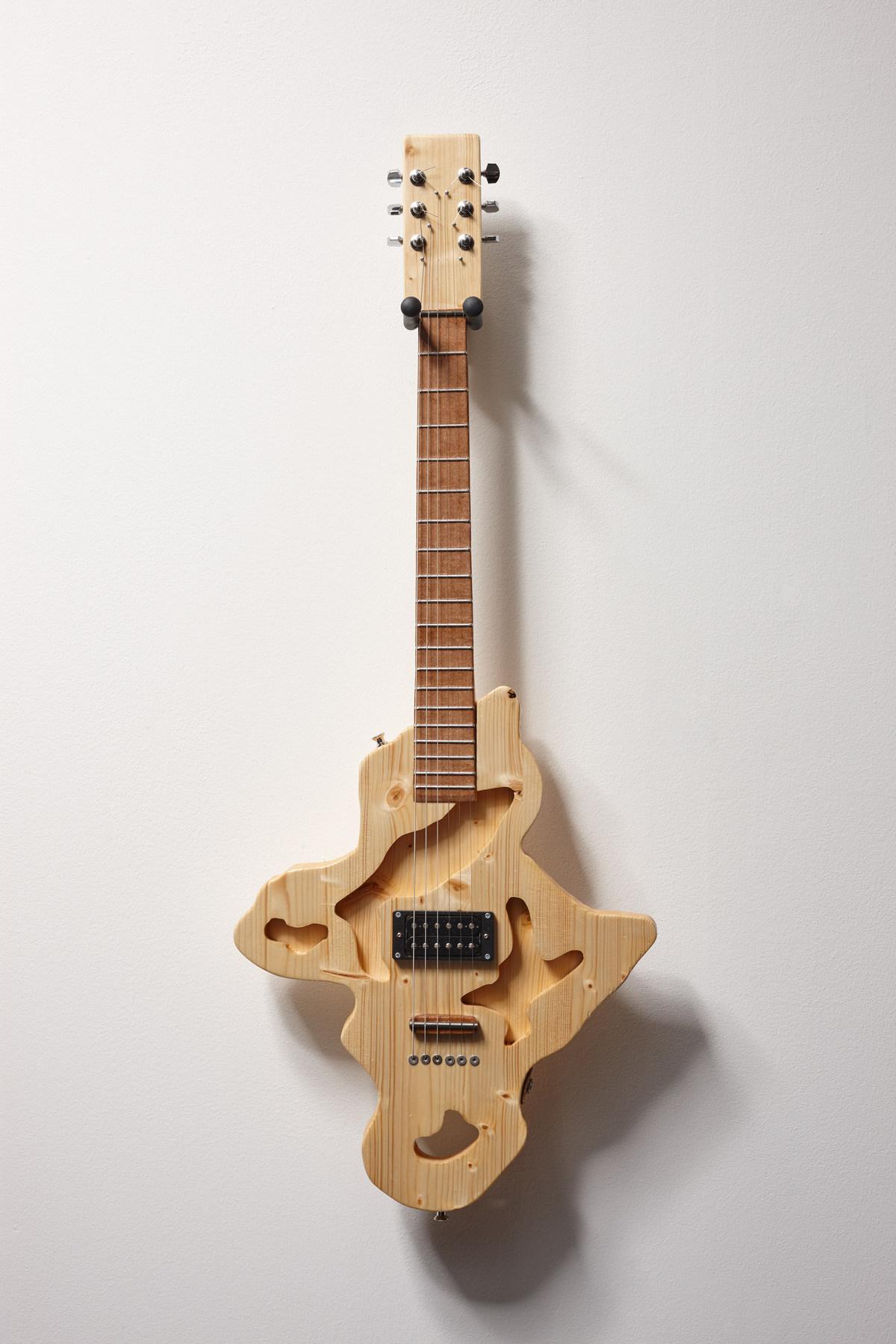 Flavio Merlo - Guitar VIII, 2015
