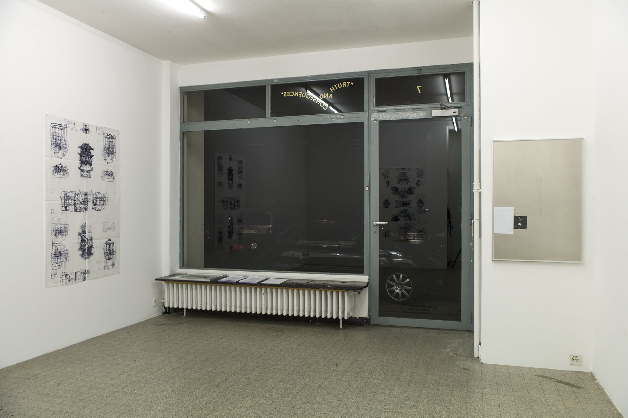 Lupo Borgonovo, Martin Widmer, WHOOSHH, Gallery Truth and Conseq