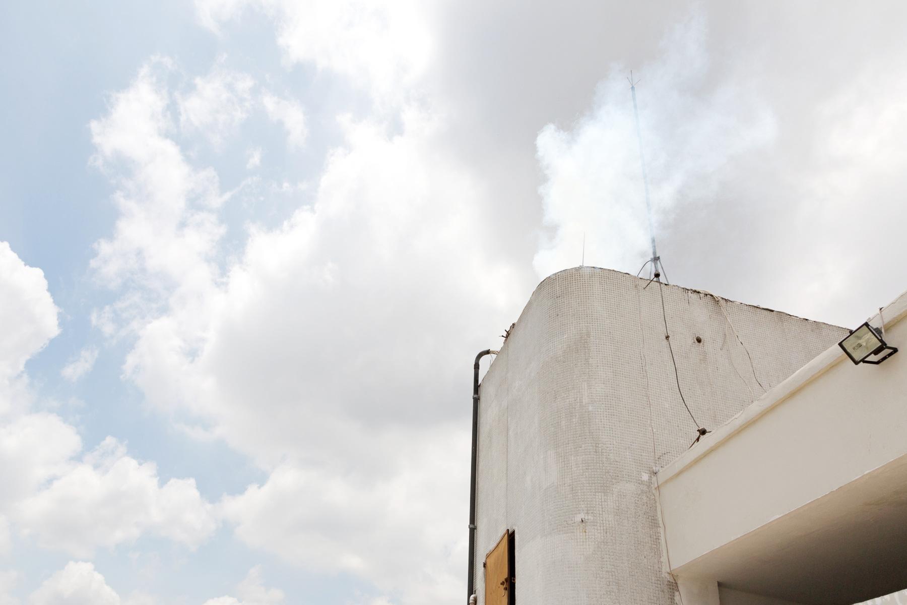 17 Observatório - Hipótese e Horizonte - Fábio Tremonte, Epidemia-fumaça