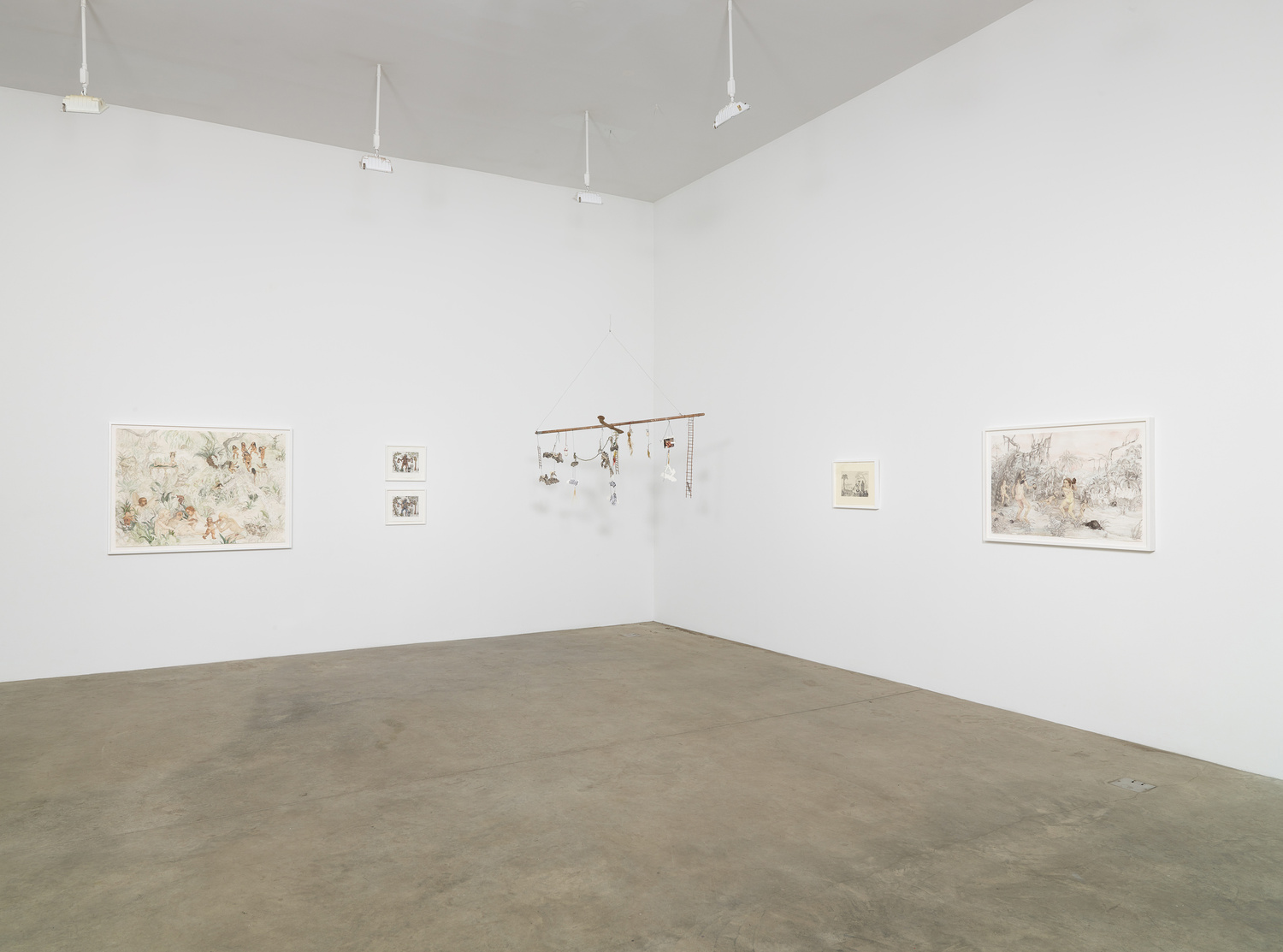 BodilyImaginaries_KoenigAndClinton_2015_Installation_View2_300DPI