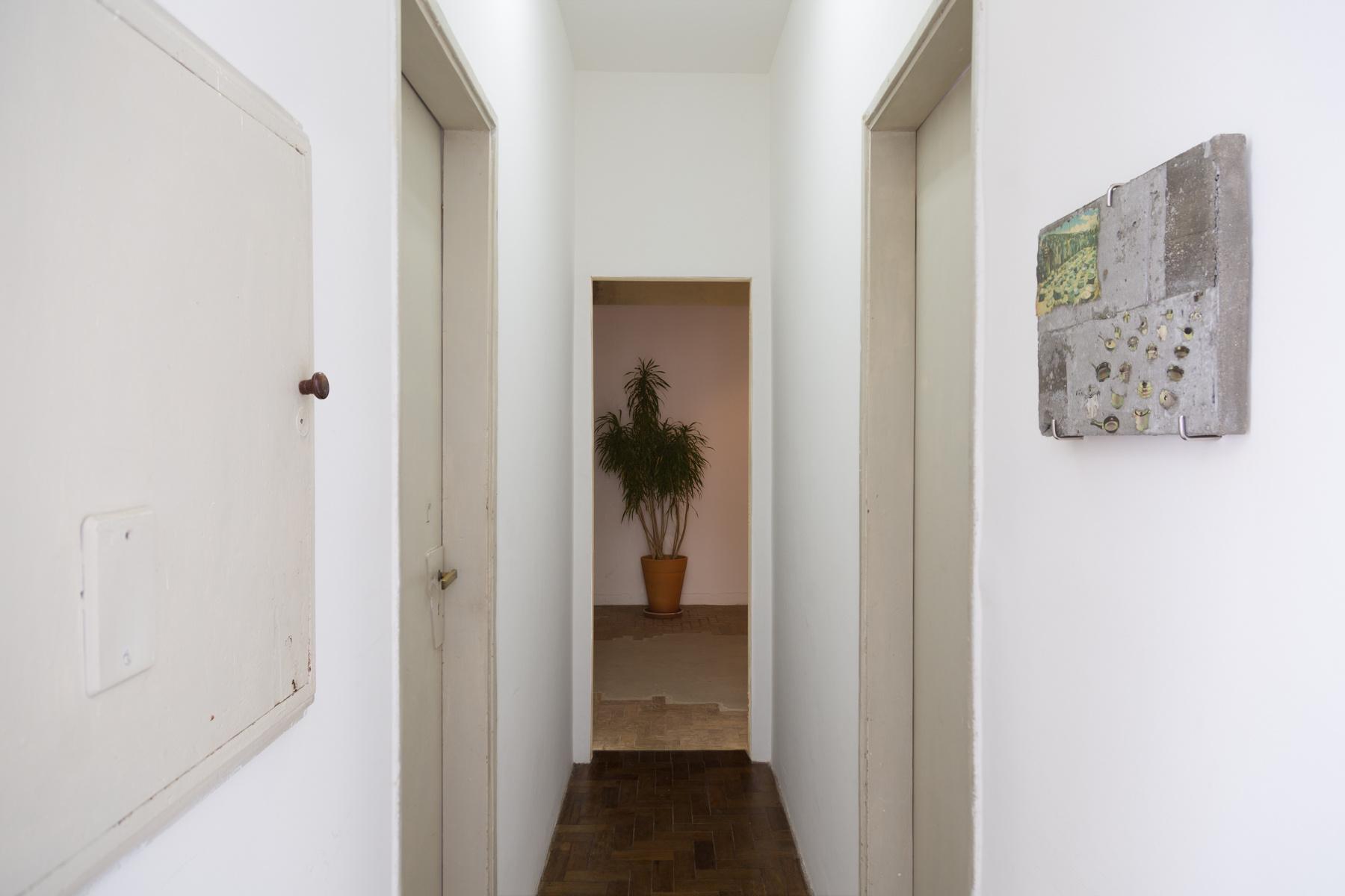 33 Observatório - Hipótese e Horizonte - Vista da exposição