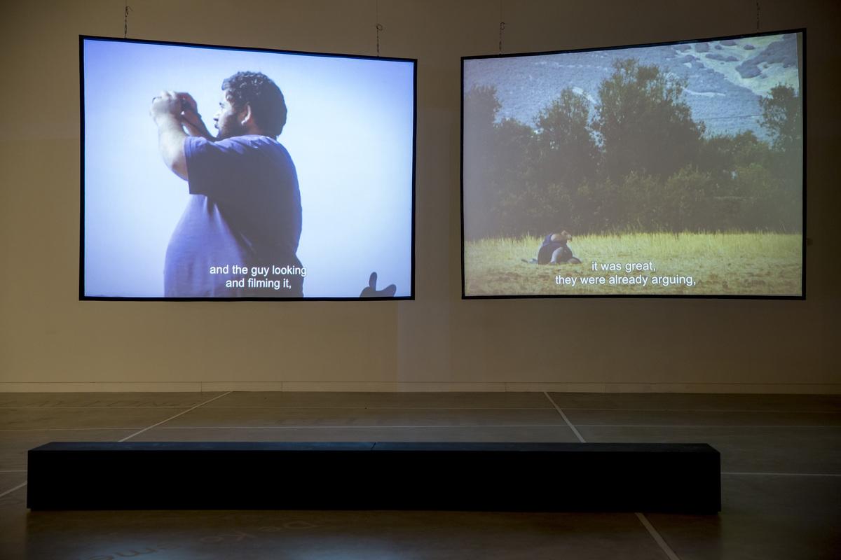 Albert Serra - The Lord Worked Wonders In Me (c) Kristof Vrancken