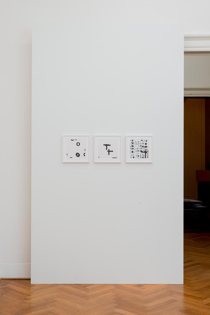 Michael Riedel at Kunstverein Braunschweig_III