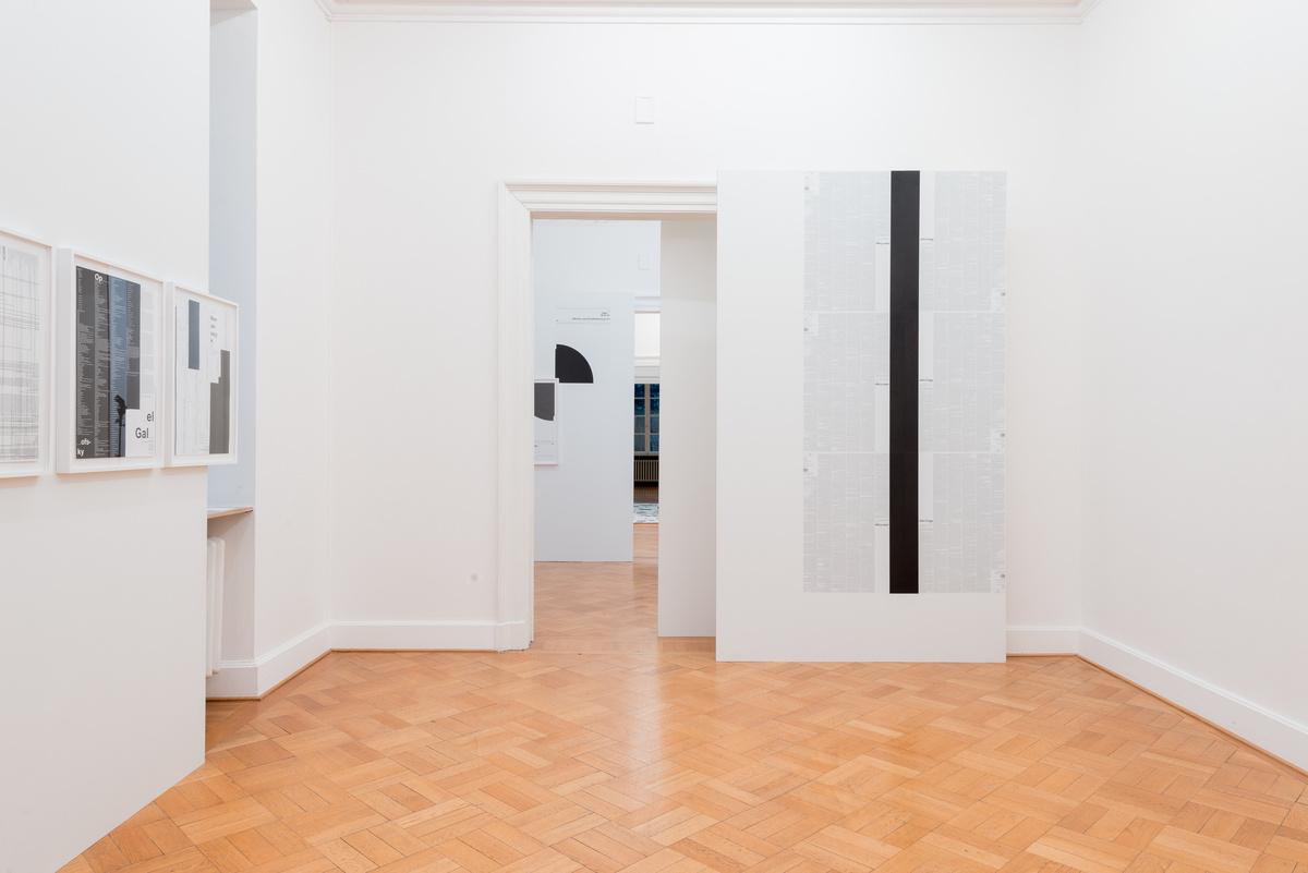 Michael Riedel at Kunstverein Braunschweig_V