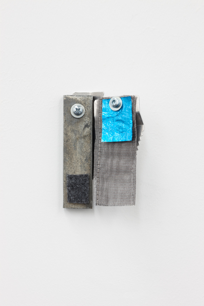 04. Michael Ross - Grey Mirror, 2015