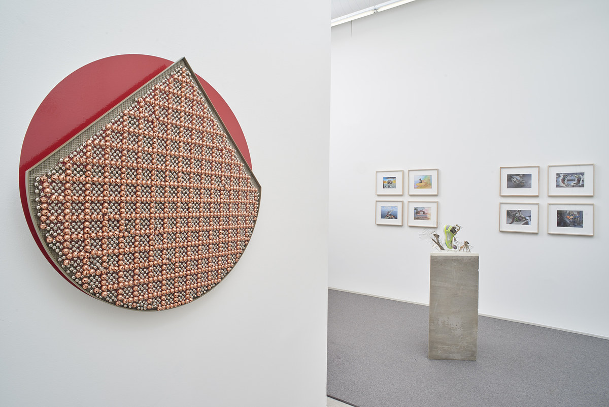 From here to there, Kurimanzutto 2016_Jessica Silverman Gallery_installation view_PRS 14