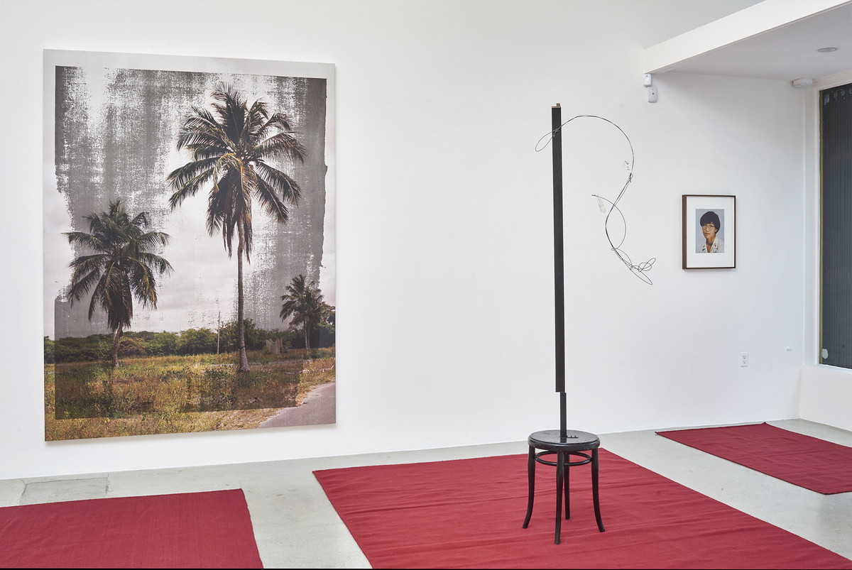 From here to there, Kurimanzutto 2016_Jessica Silverman Gallery_installation view_PRS 8