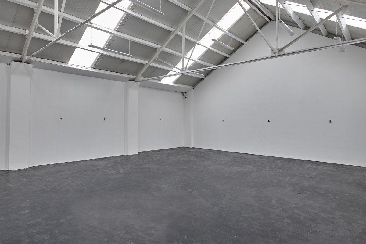 Michael Ross - Selected Works 1991 - 2015 - Ellis King - Installation View X