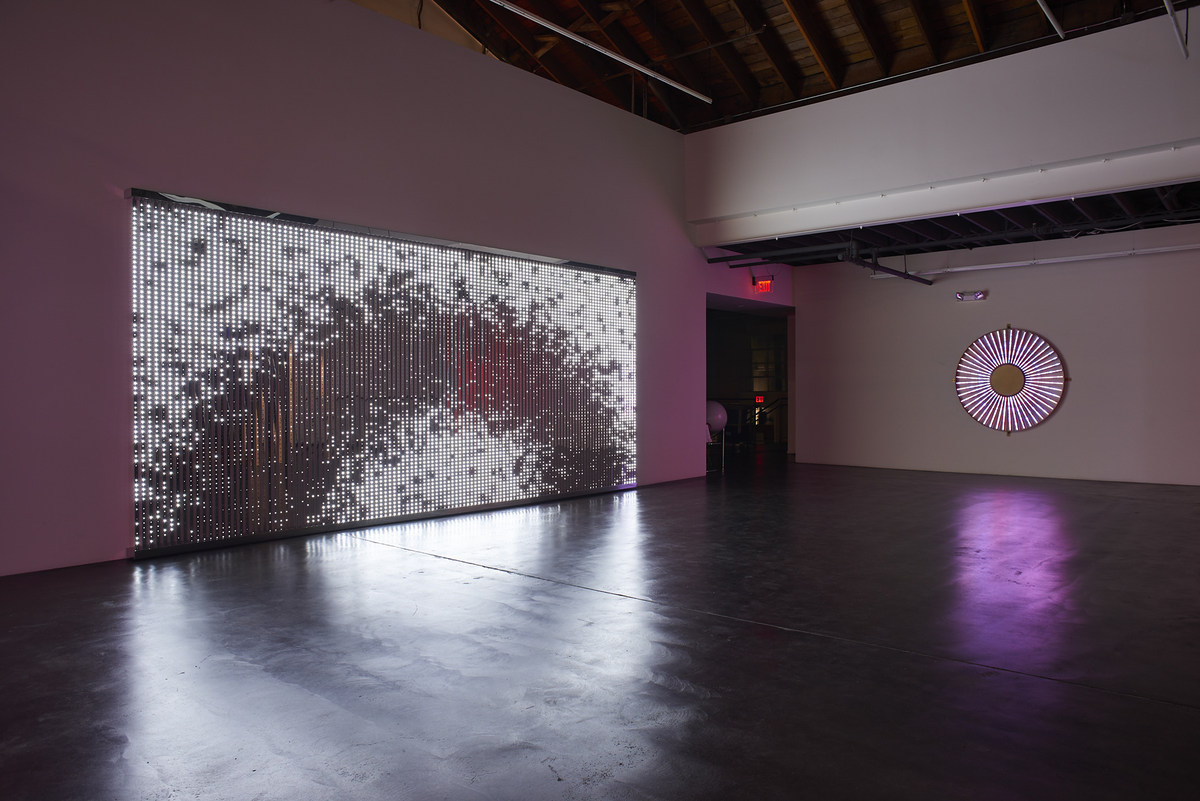 Villareal_Spacetime, fused space Jan-March 2016_installation view_PRS 4