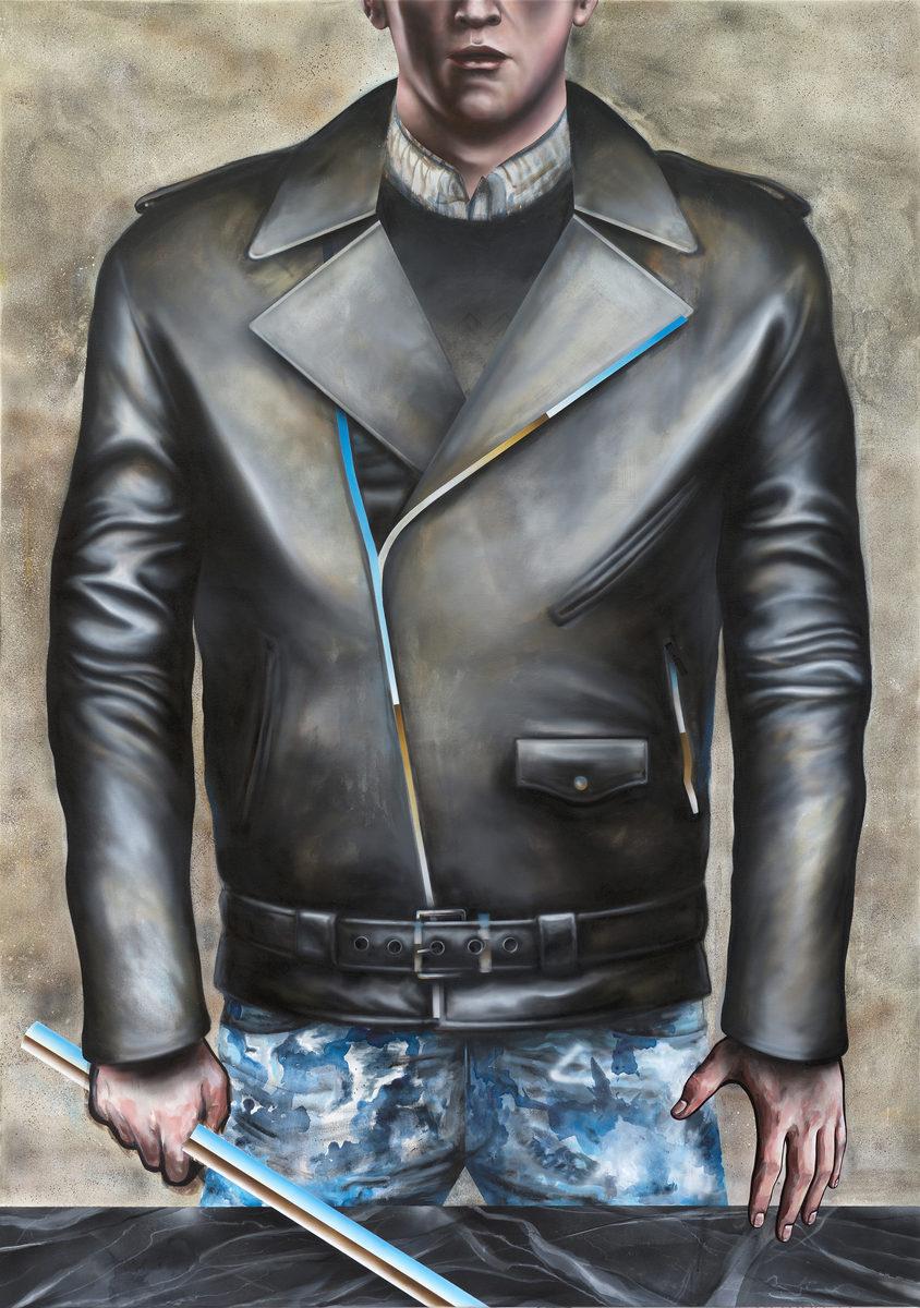 Boi Y - Acryl auf Leinwand, 220 × 155 cm, 2015.jpg