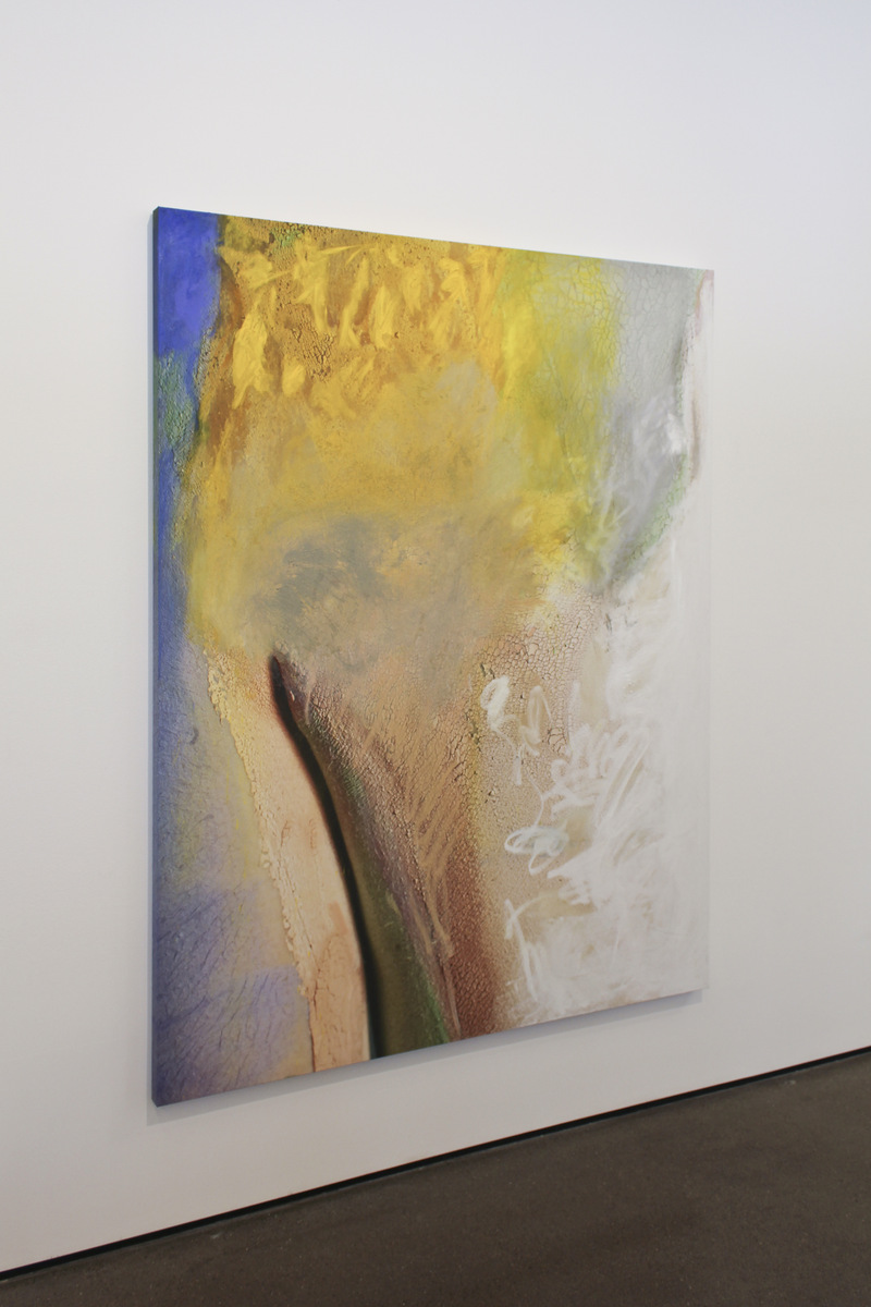 Donna Huanca at Peres Projects 01