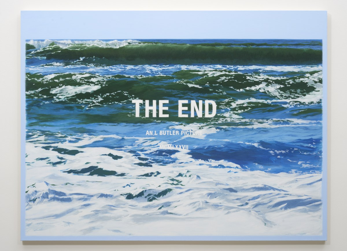 Butler_The End XXIII, 2016_72 x 54 in._LB00084PNT