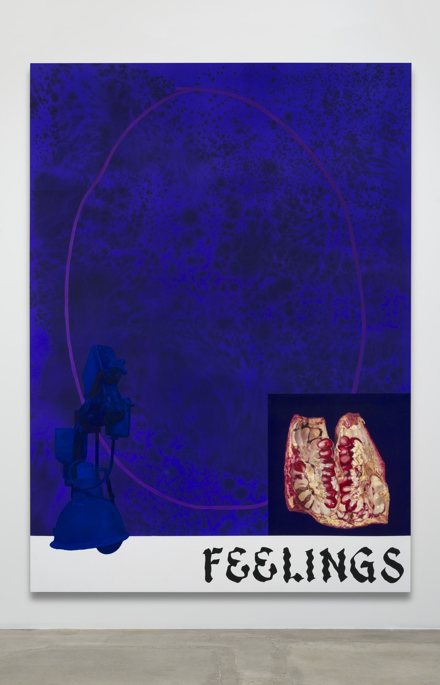 Gomez_Feelings Painting 5_2016_84x60