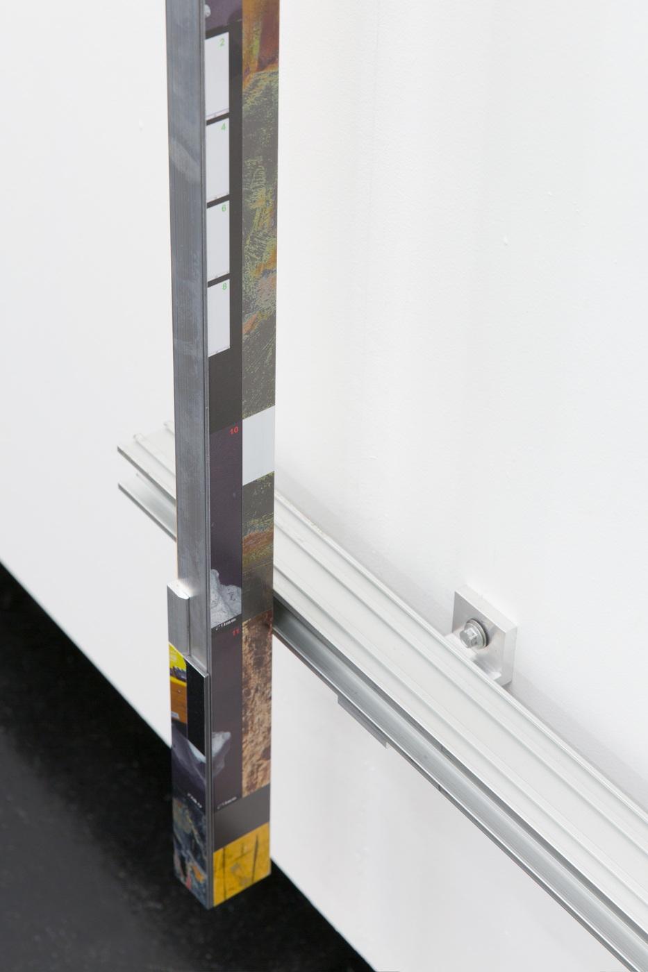 Joe Hamilton - Canary on Rails - Detail 1D4A2921