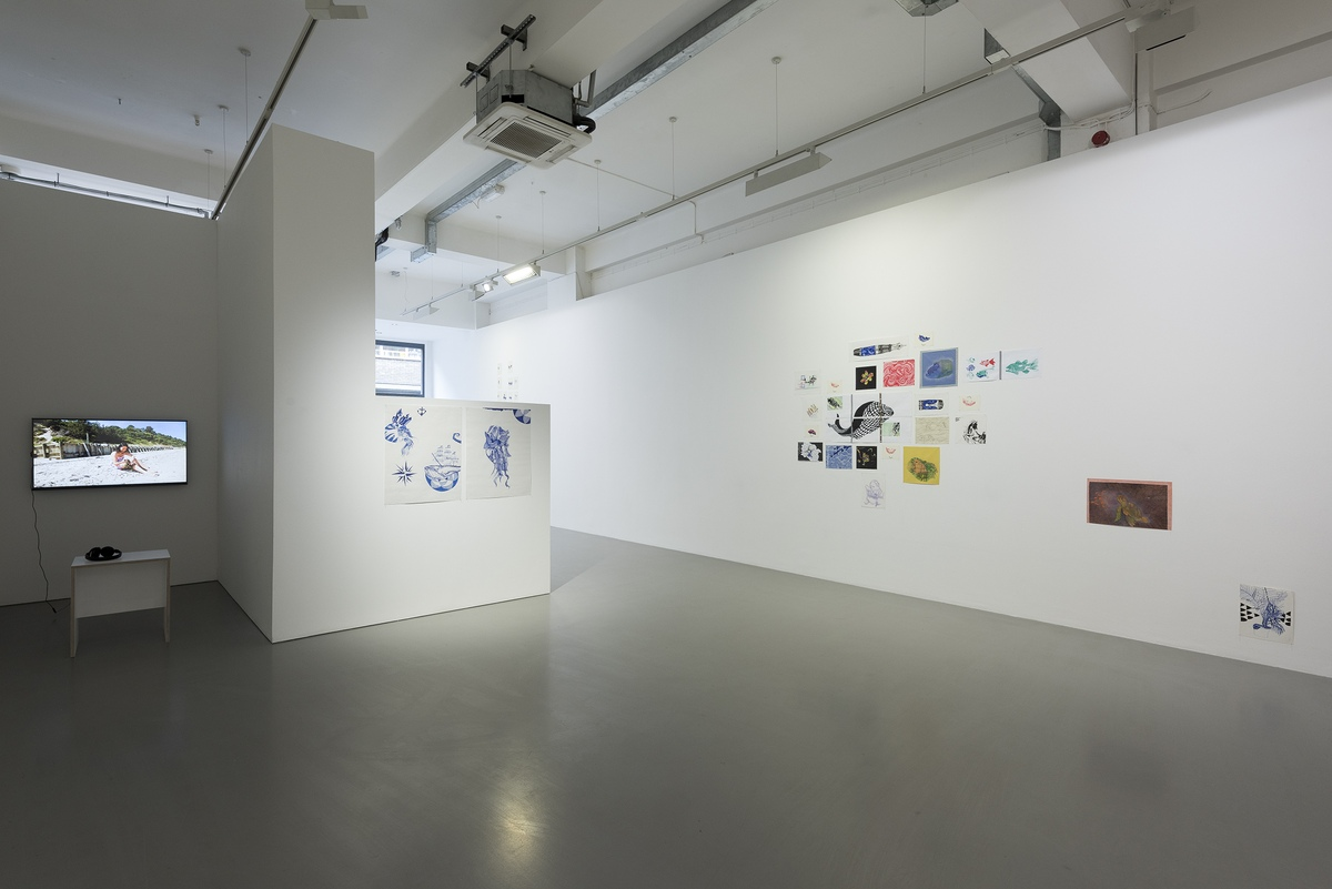 Ocean installation view 9