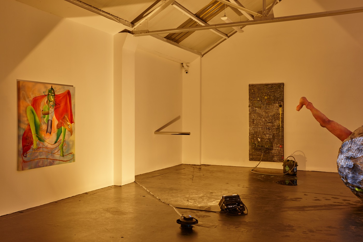 dead among the dead! - Installation View 2