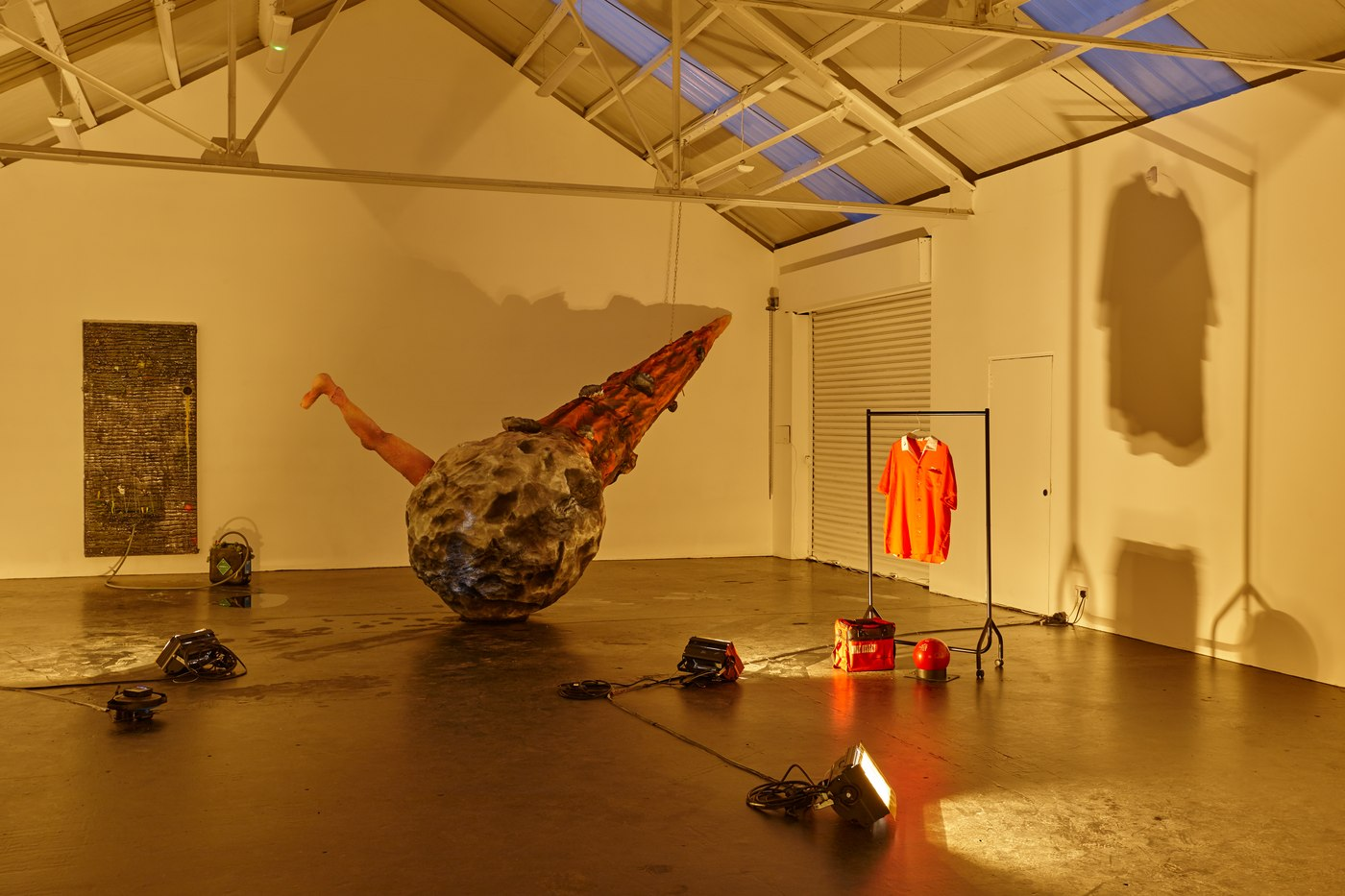 dead among the dead! - Installation View 3