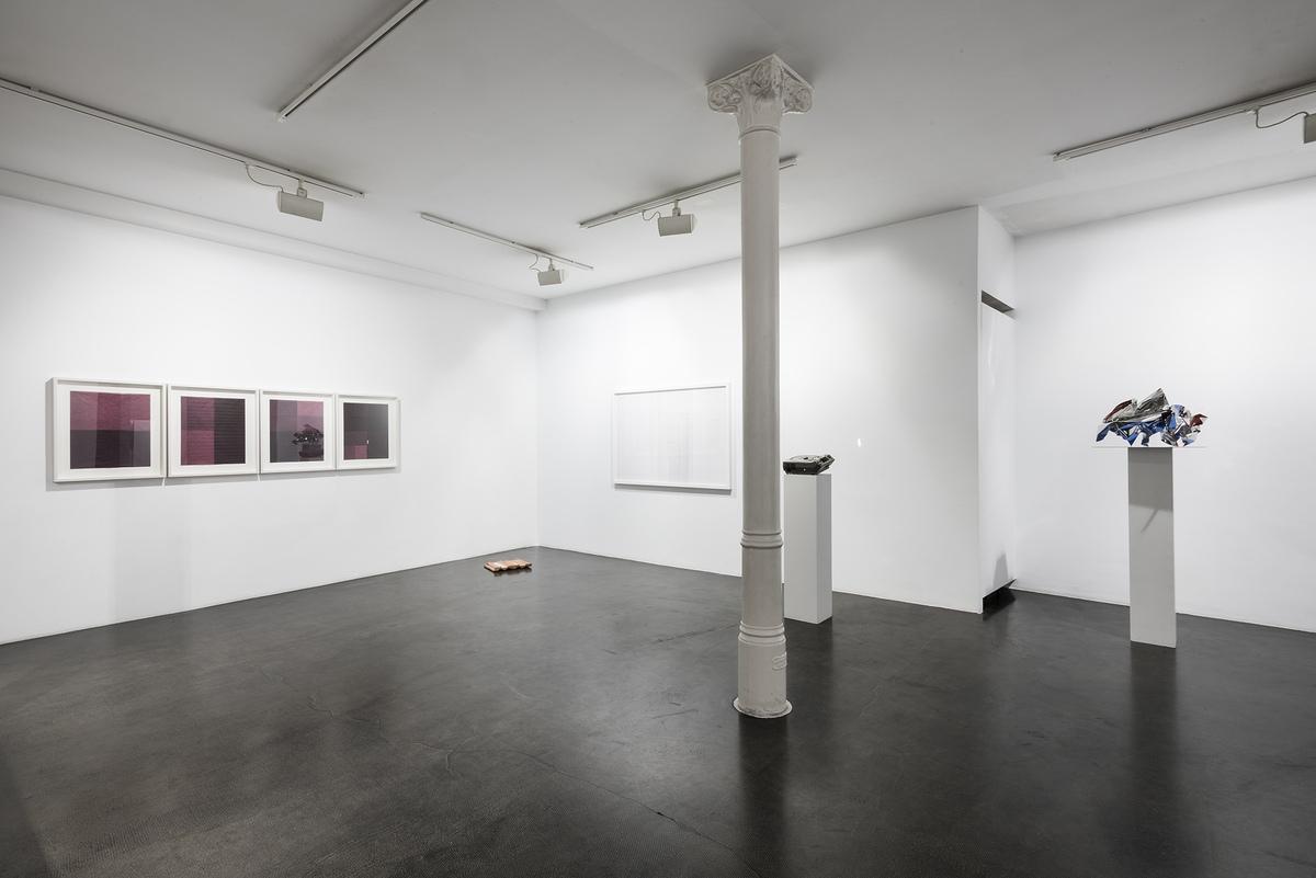 1 Exhibition view