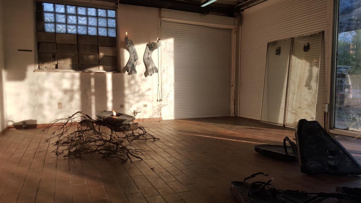 13 - Antoine Renard - Diesel project space