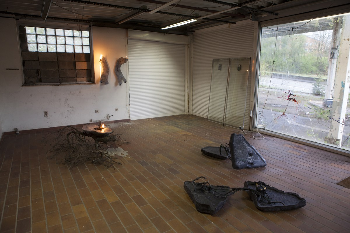 15 - Antoine Renard - Diesel project space