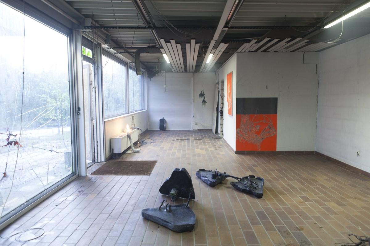 21 - Antoine Renard - Diesel project space
