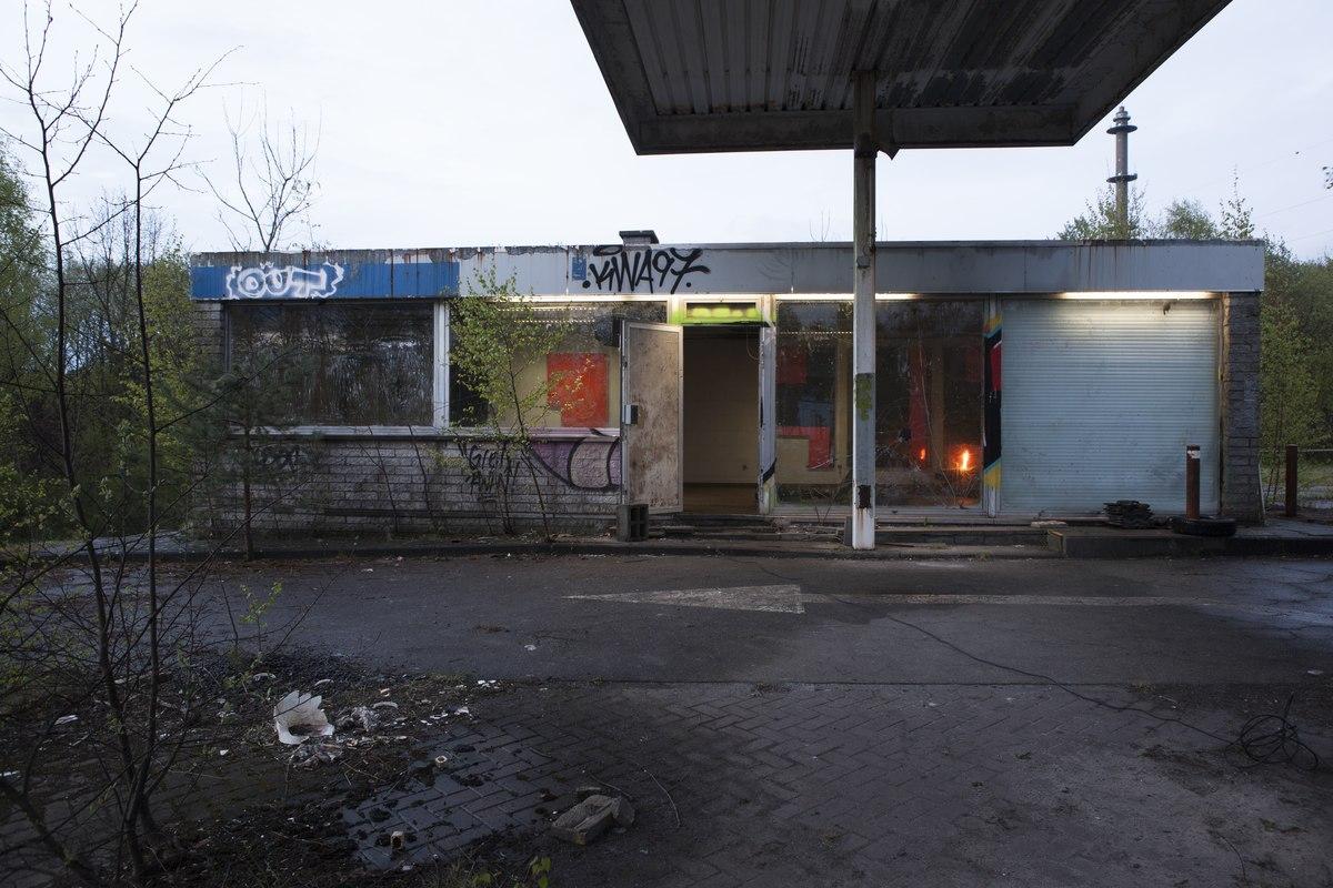32 - Antoine Renard - Diesel project space